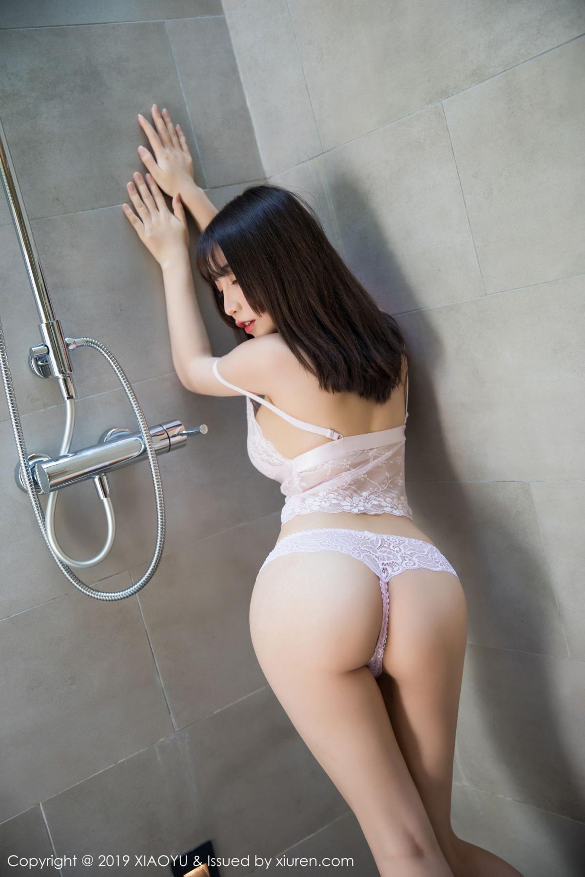 [XiaoYu] Vol.147 Xie Zhi Xin 63P, Bathroom, Big Booty, Wet, XiaoYu, Xie Zhi Xin