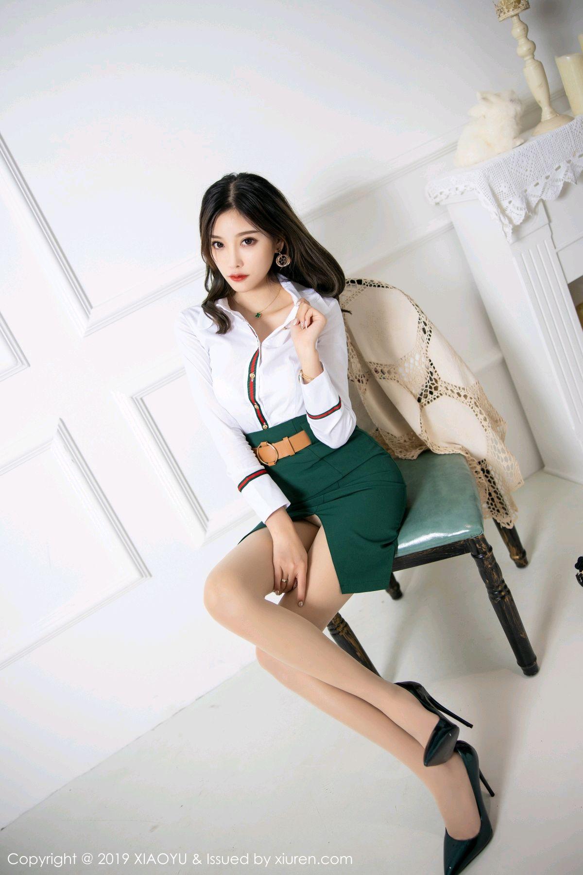 [XiaoYu] Vol.148 Yang Chen Chen 24P, Black Silk, XiaoYu, Yang Chen Chen