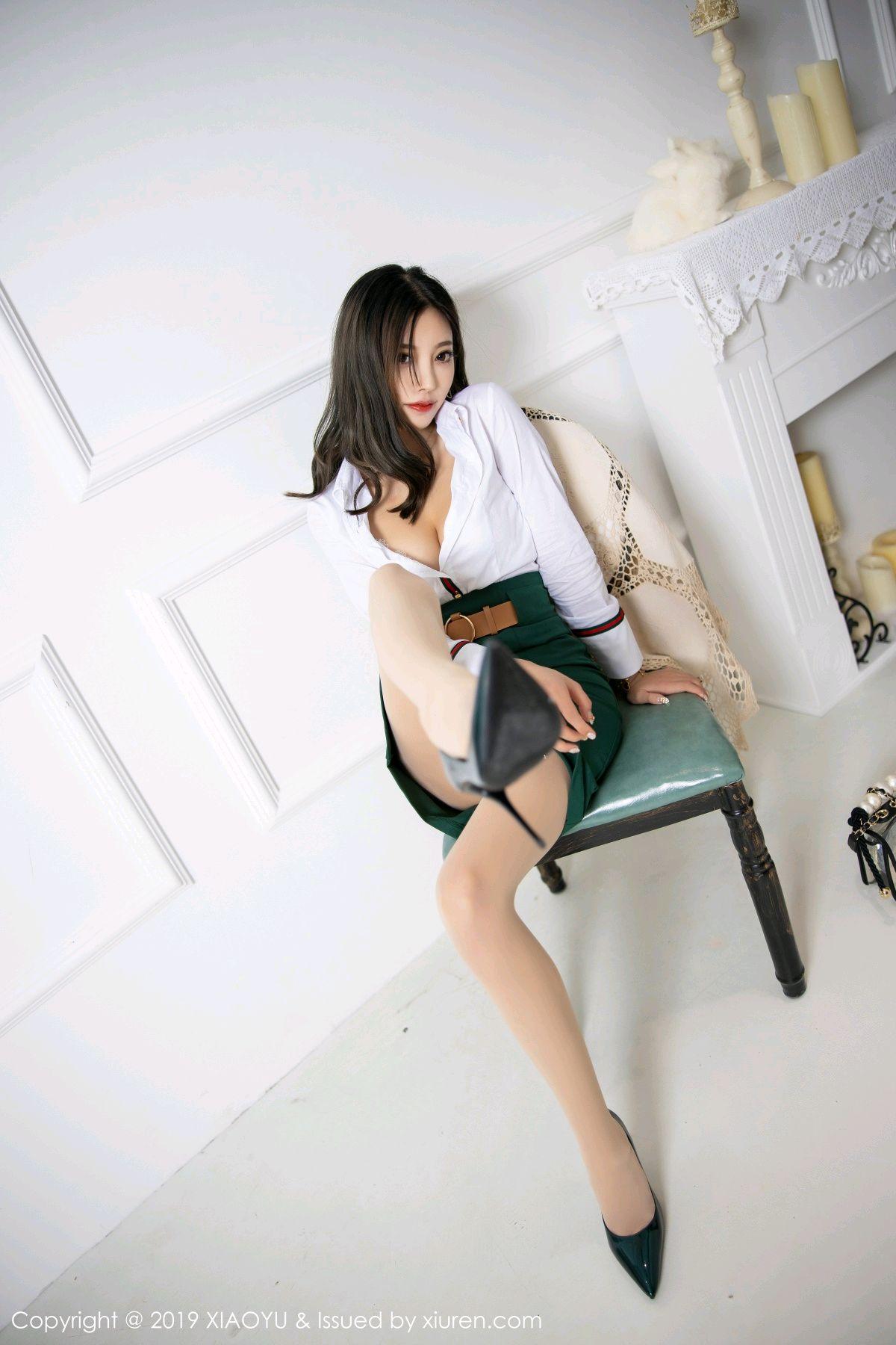 [XiaoYu] Vol.148 Yang Chen Chen 26P, Black Silk, XiaoYu, Yang Chen Chen