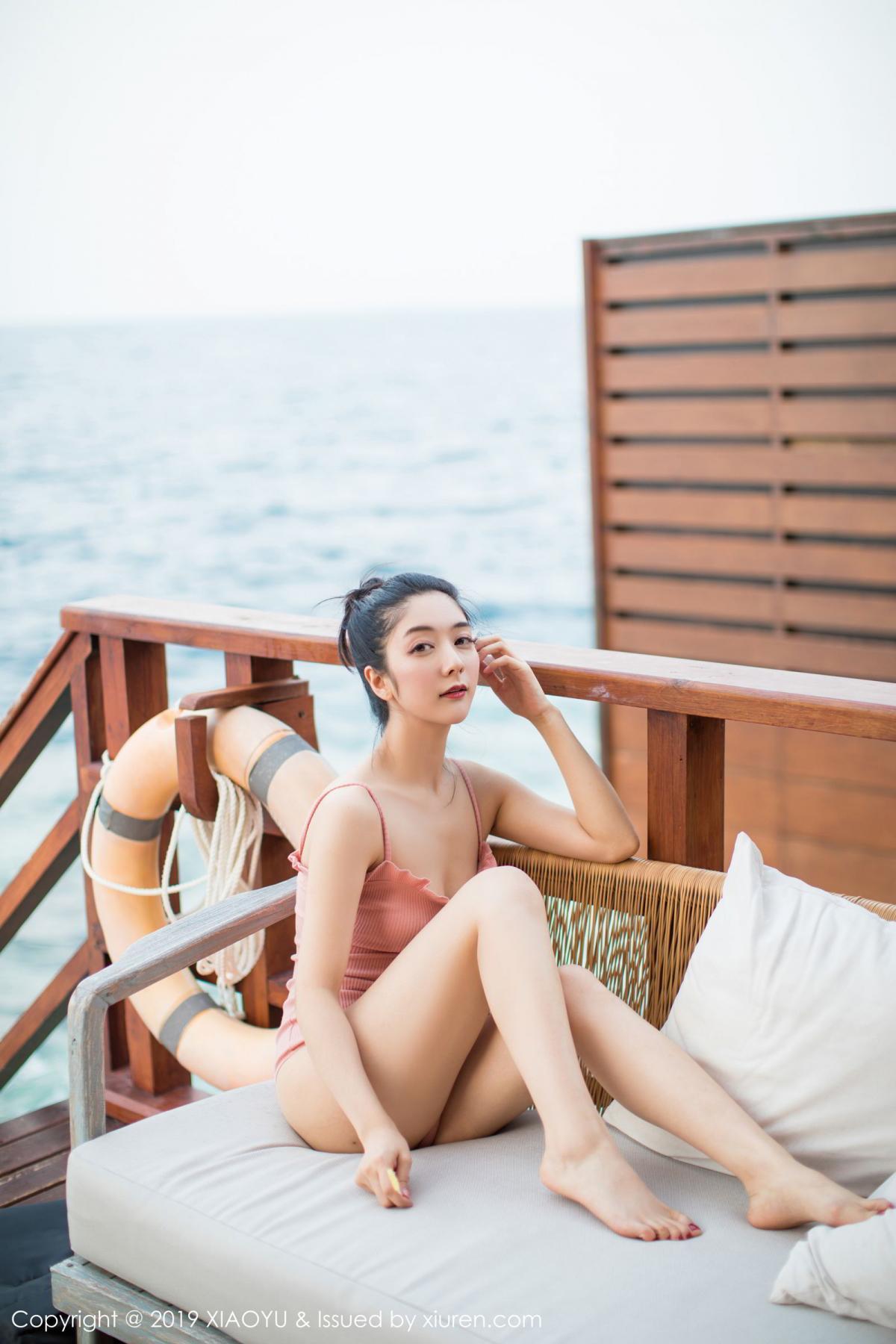 [XiaoYu] Vol.150 Di Yi 25P, Di Yi, Underwear, XiaoYu