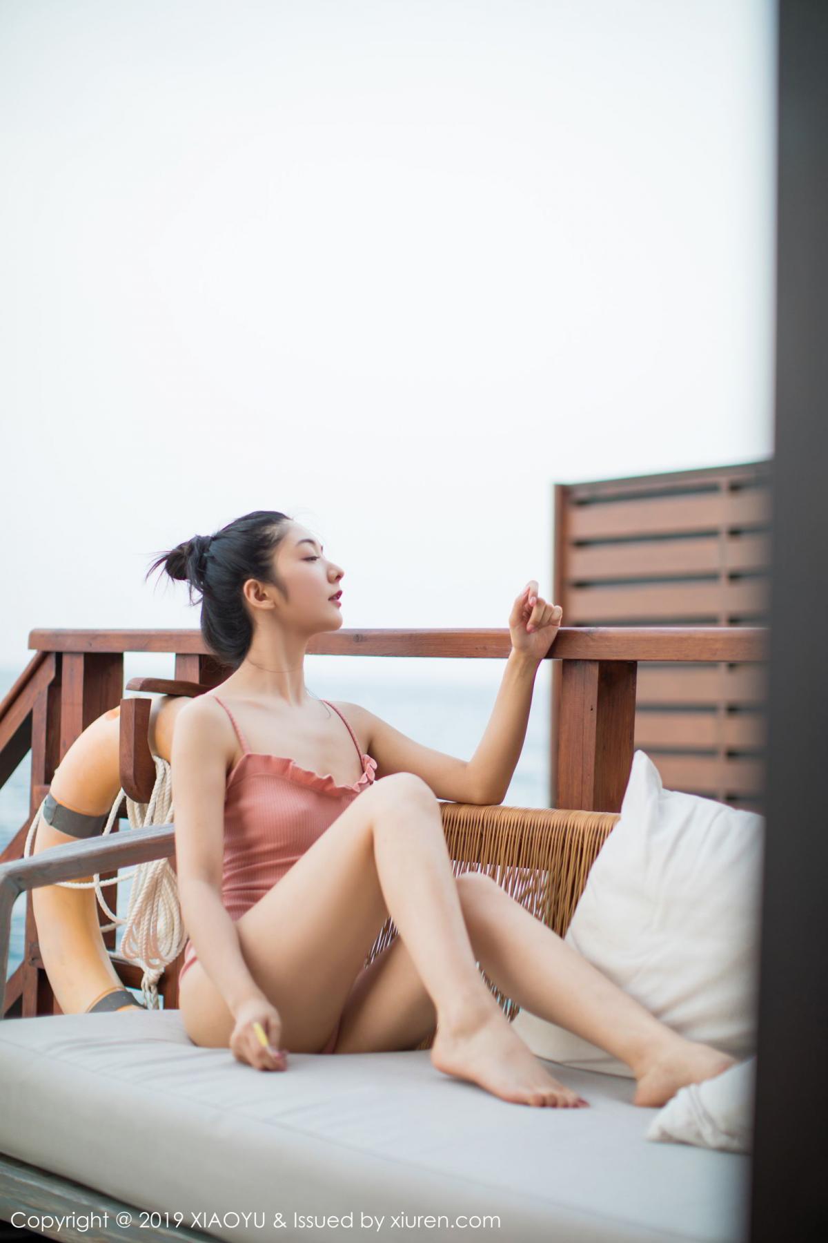 [XiaoYu] Vol.150 Di Yi 28P, Di Yi, Underwear, XiaoYu