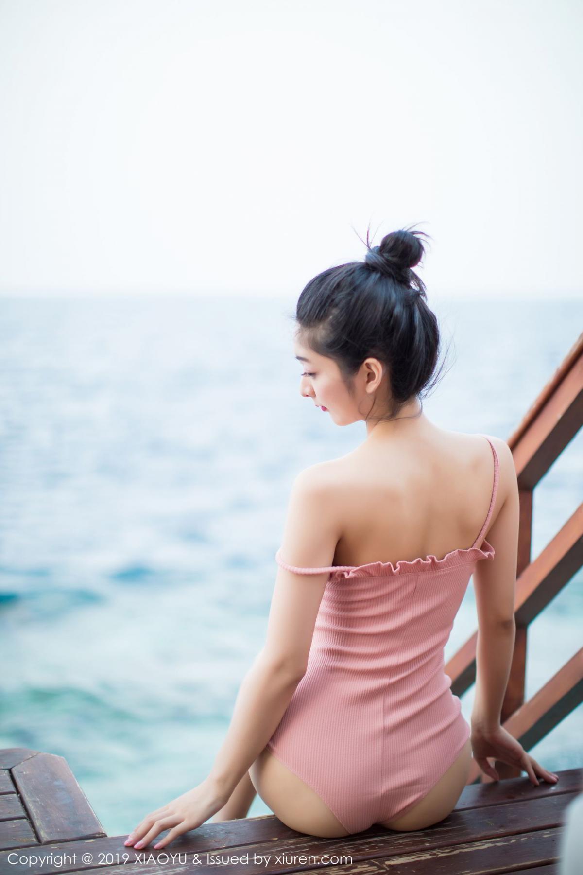 [XiaoYu] Vol.150 Di Yi 43P, Di Yi, Underwear, XiaoYu