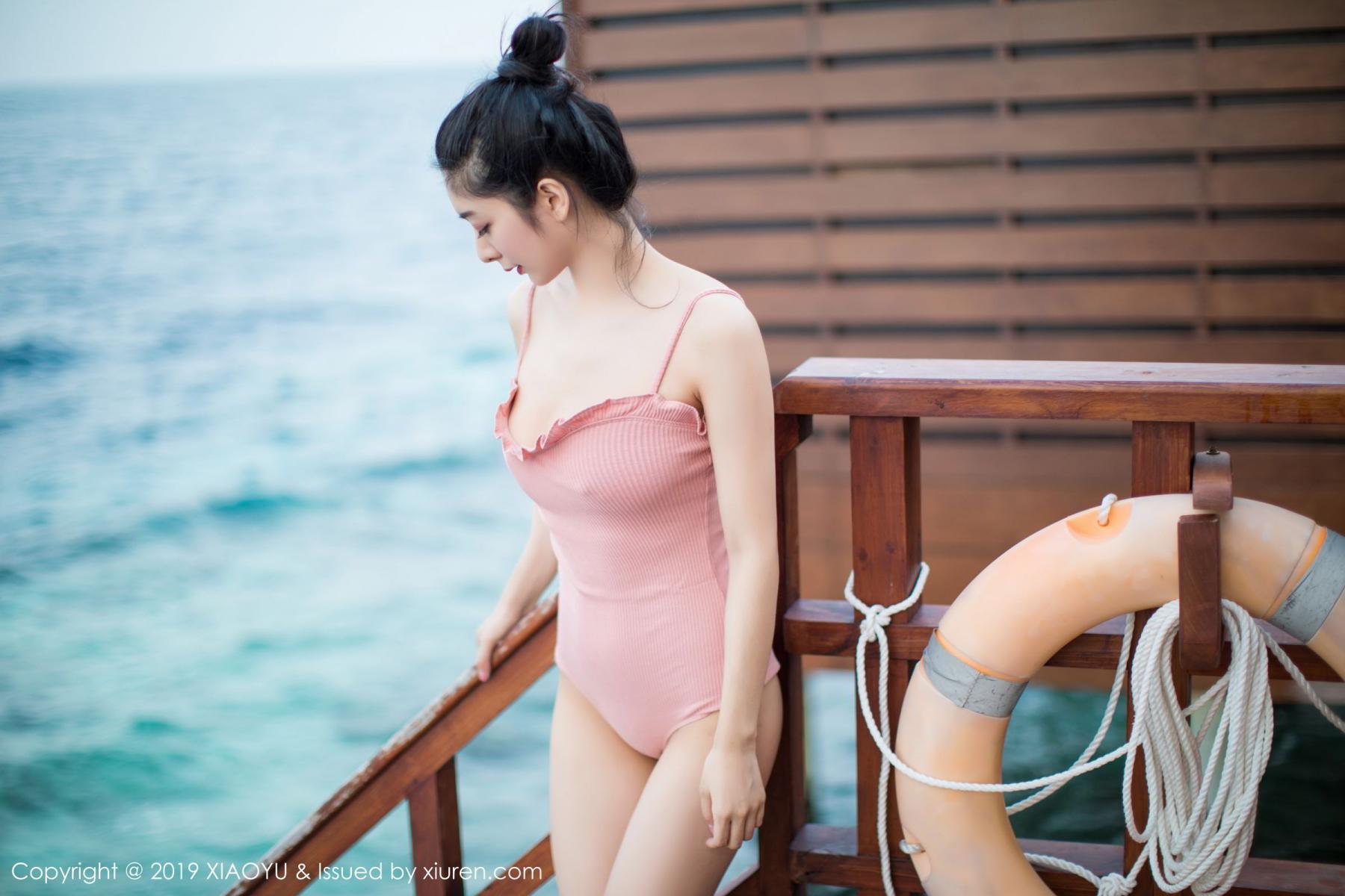 [XiaoYu] Vol.150 Di Yi 51P, Di Yi, Underwear, XiaoYu