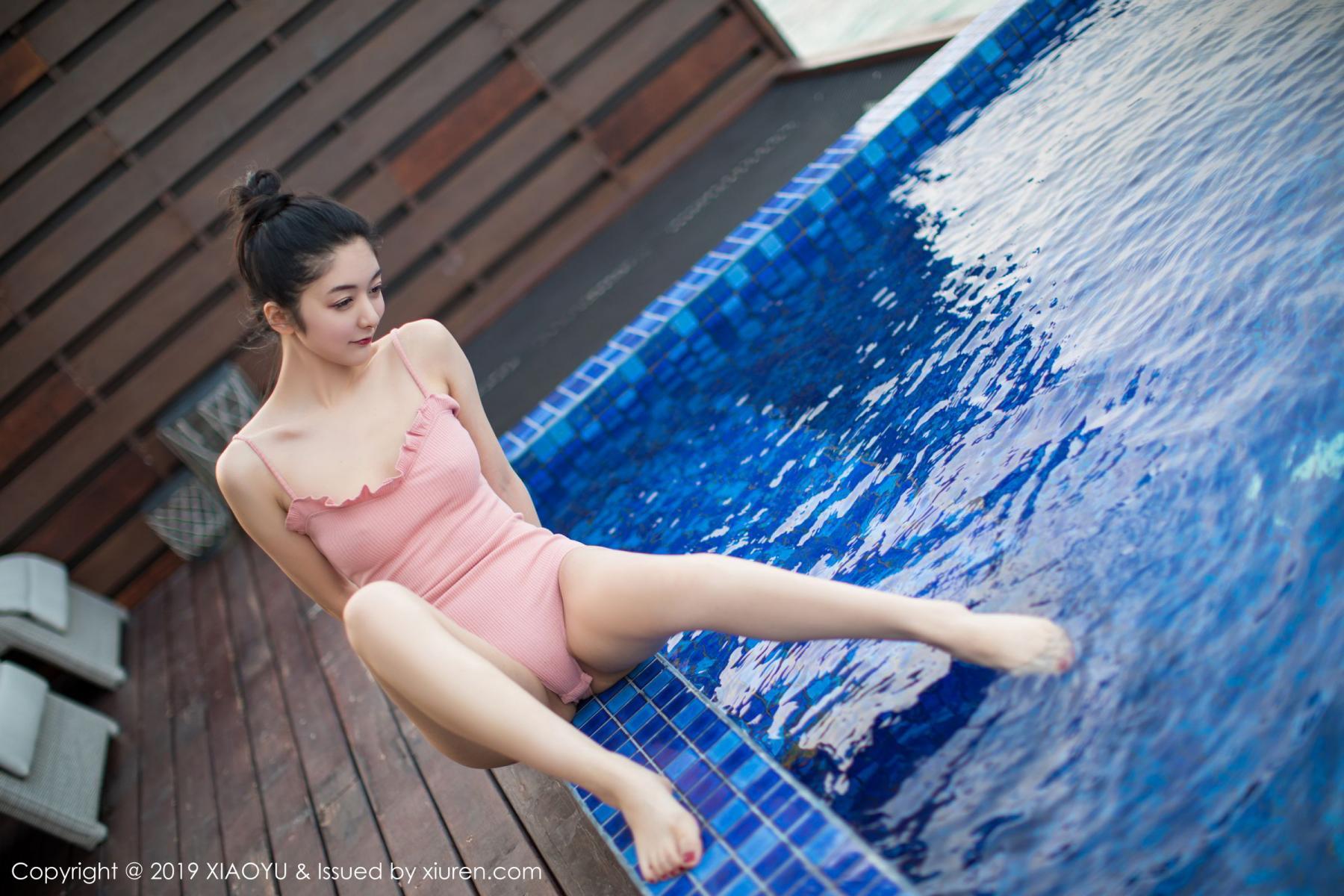 [XiaoYu] Vol.150 Di Yi 61P, Di Yi, Underwear, XiaoYu