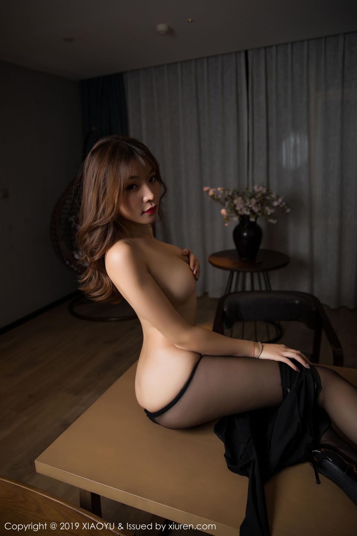 [XiaoYu] Vol.151 Chen Zhi 44P, Adult, Chen Zhi, XiaoYu