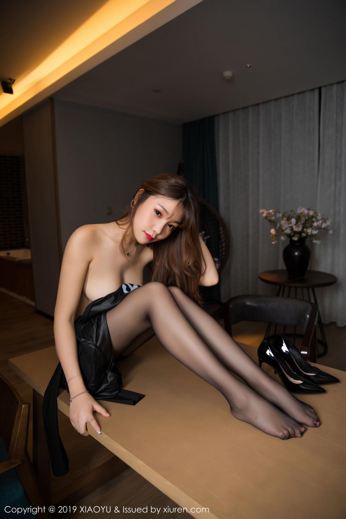 [XiaoYu] Vol.151 Chen Zhi 49P, Adult, Chen Zhi, XiaoYu