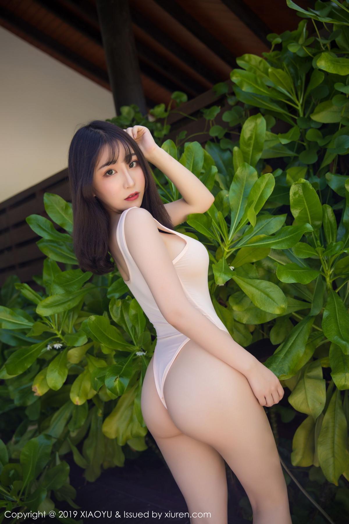 [XiaoYu] Vol.155 Xie Zhi Xin 10P, Bathroom, Big Booty, Wet, XiaoYu, Xie Zhi Xin