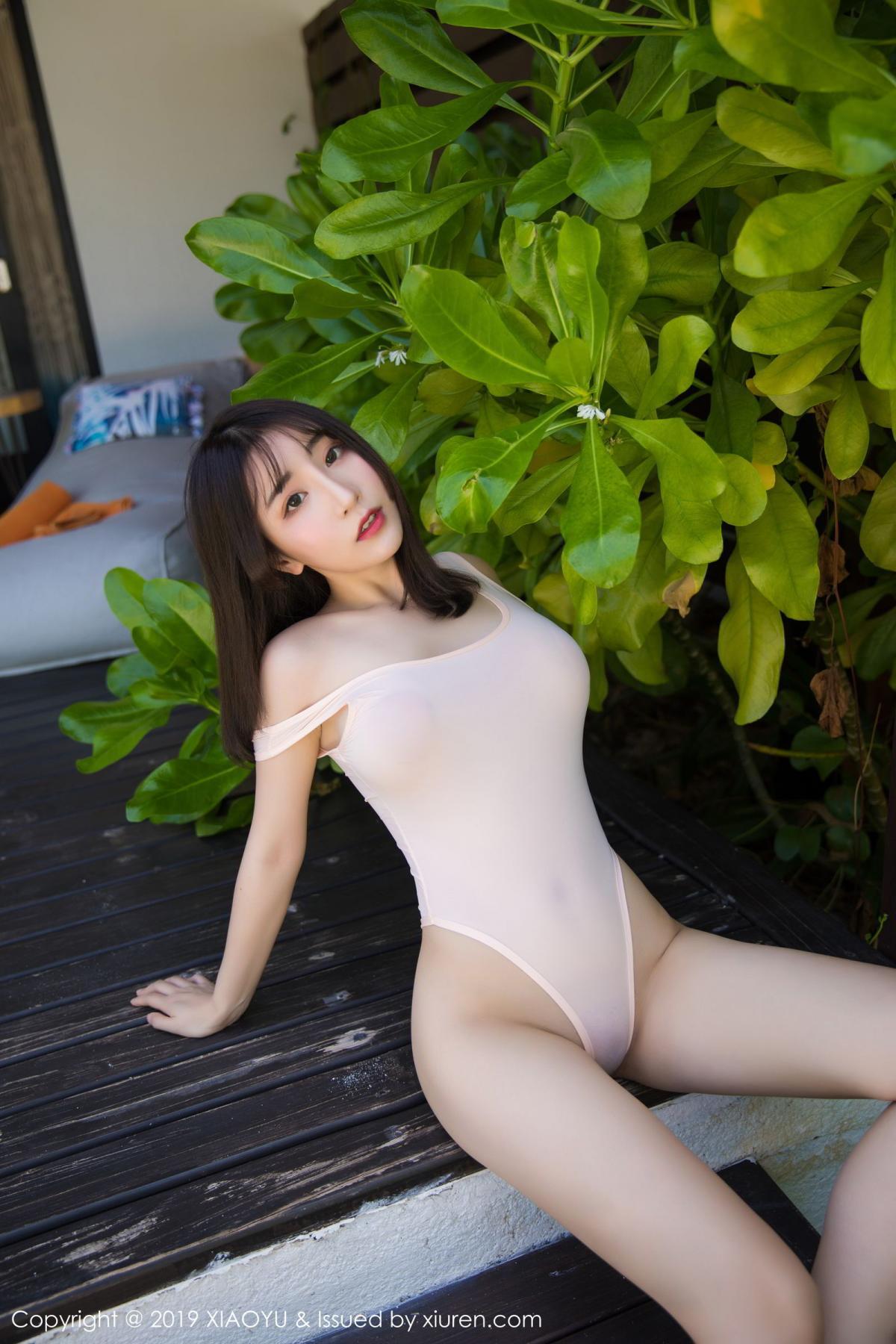 [XiaoYu] Vol.155 Xie Zhi Xin 16P, Bathroom, Big Booty, Wet, XiaoYu, Xie Zhi Xin