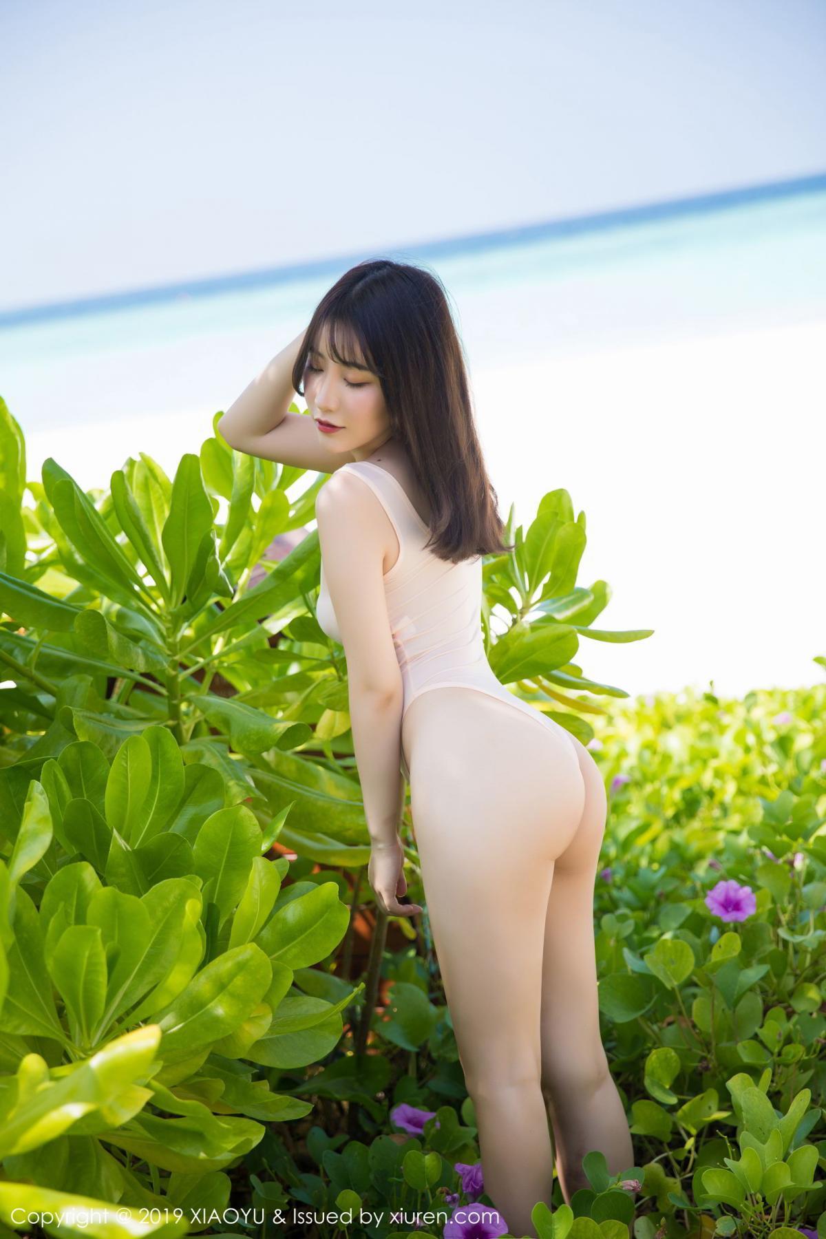 [XiaoYu] Vol.155 Xie Zhi Xin 18P, Bathroom, Big Booty, Wet, XiaoYu, Xie Zhi Xin