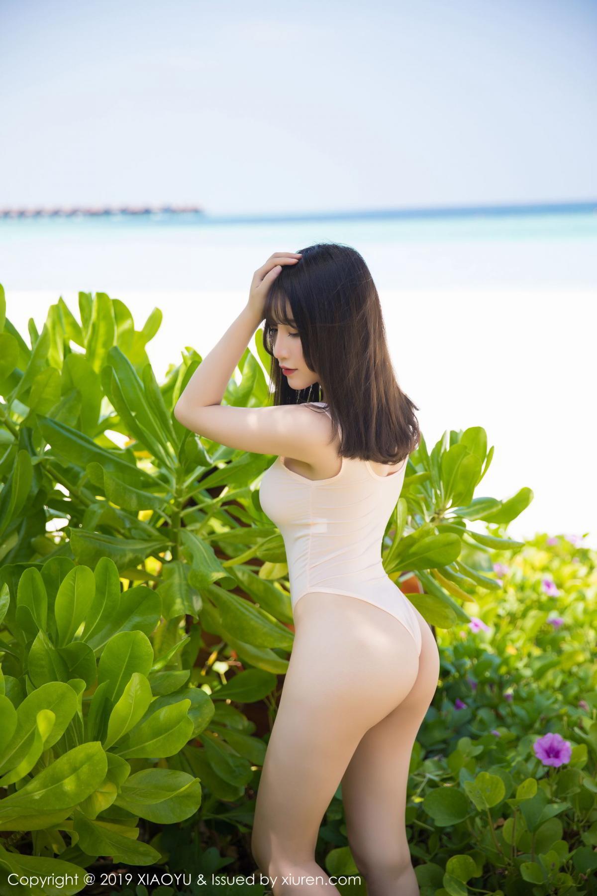 [XiaoYu] Vol.155 Xie Zhi Xin 19P, Bathroom, Big Booty, Wet, XiaoYu, Xie Zhi Xin