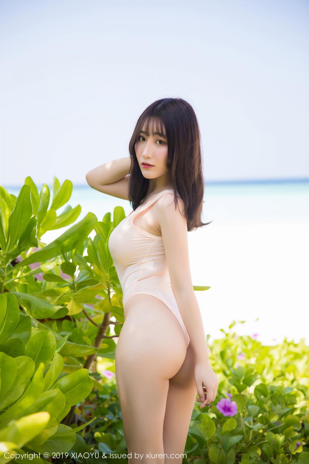[XiaoYu] Vol.155 Xie Zhi Xin 24P, Bathroom, Big Booty, Wet, XiaoYu, Xie Zhi Xin