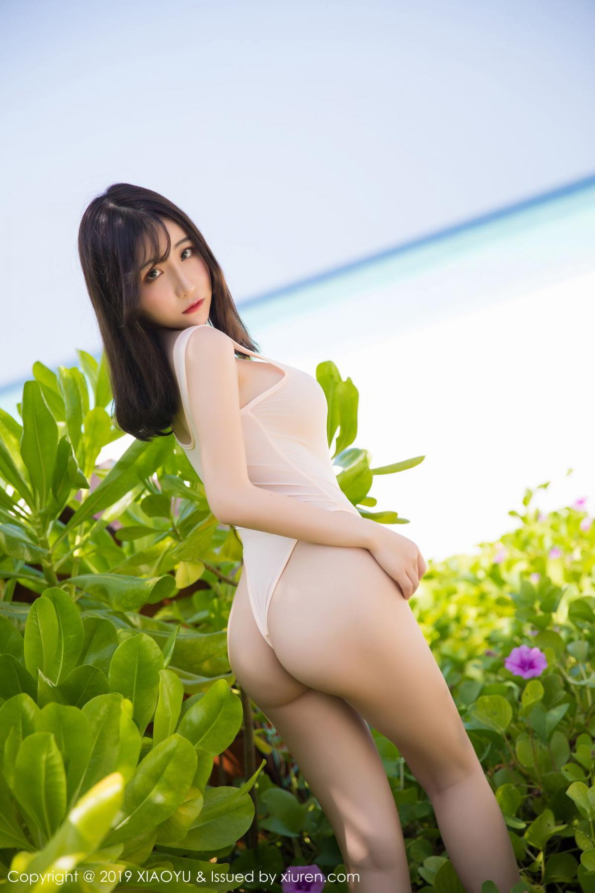 [XiaoYu] Vol.155 Xie Zhi Xin 27P, Bathroom, Big Booty, Wet, XiaoYu, Xie Zhi Xin