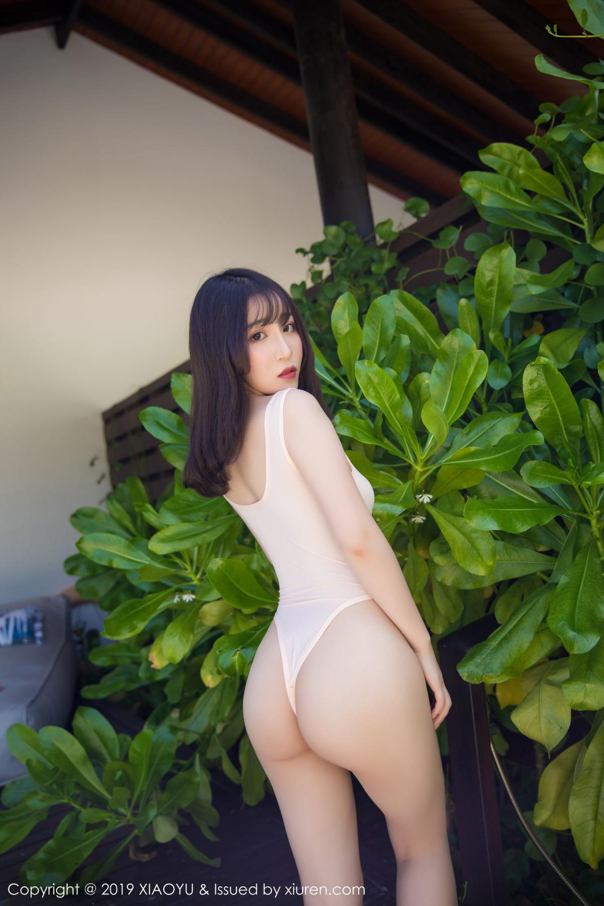 [XiaoYu] Vol.155 Xie Zhi Xin 7P, Bathroom, Big Booty, Wet, XiaoYu, Xie Zhi Xin