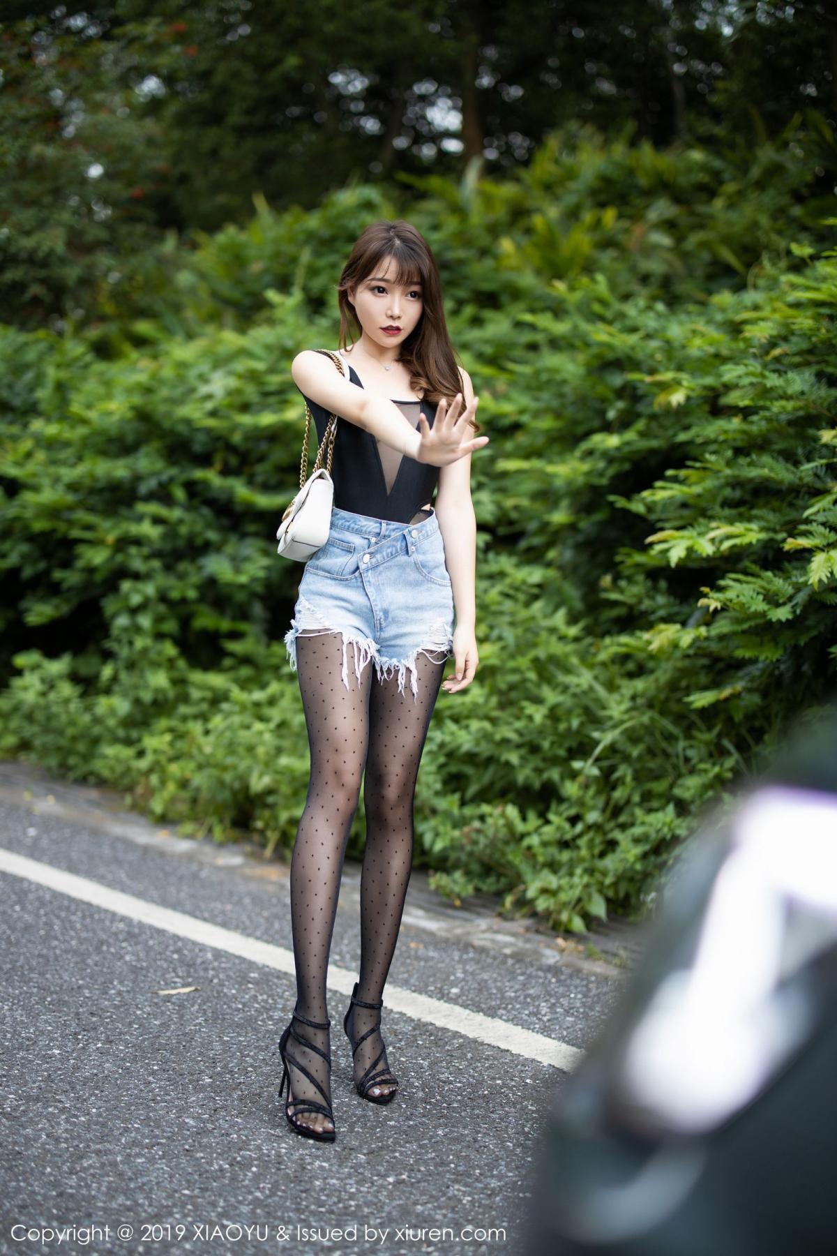 [XiaoYu] Vol.156 Chen Zhi 14P, Big Booty, Chen Zhi, XiaoYu