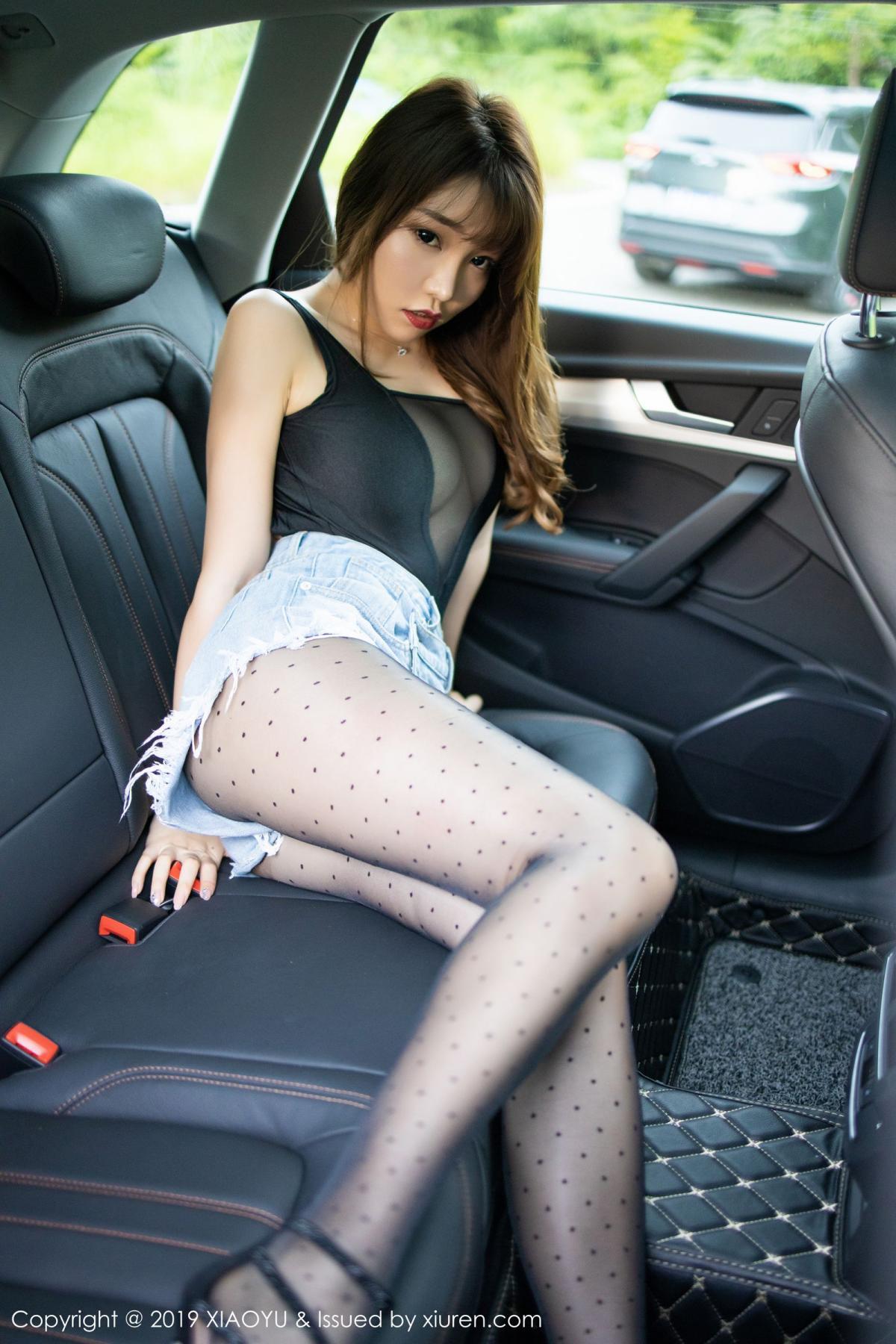 [XiaoYu] Vol.156 Chen Zhi 20P, Big Booty, Chen Zhi, XiaoYu