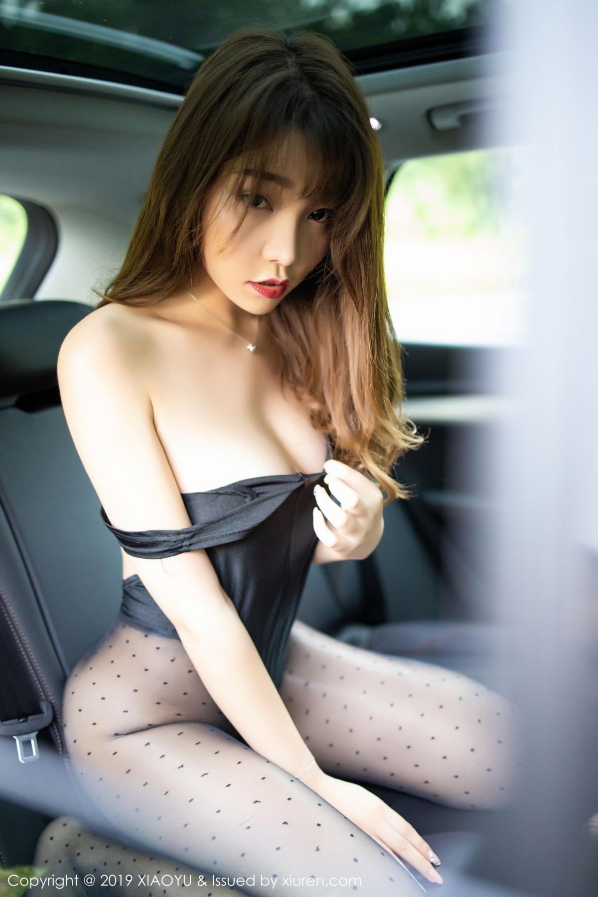 [XiaoYu] Vol.156 Chen Zhi 44P, Big Booty, Chen Zhi, XiaoYu