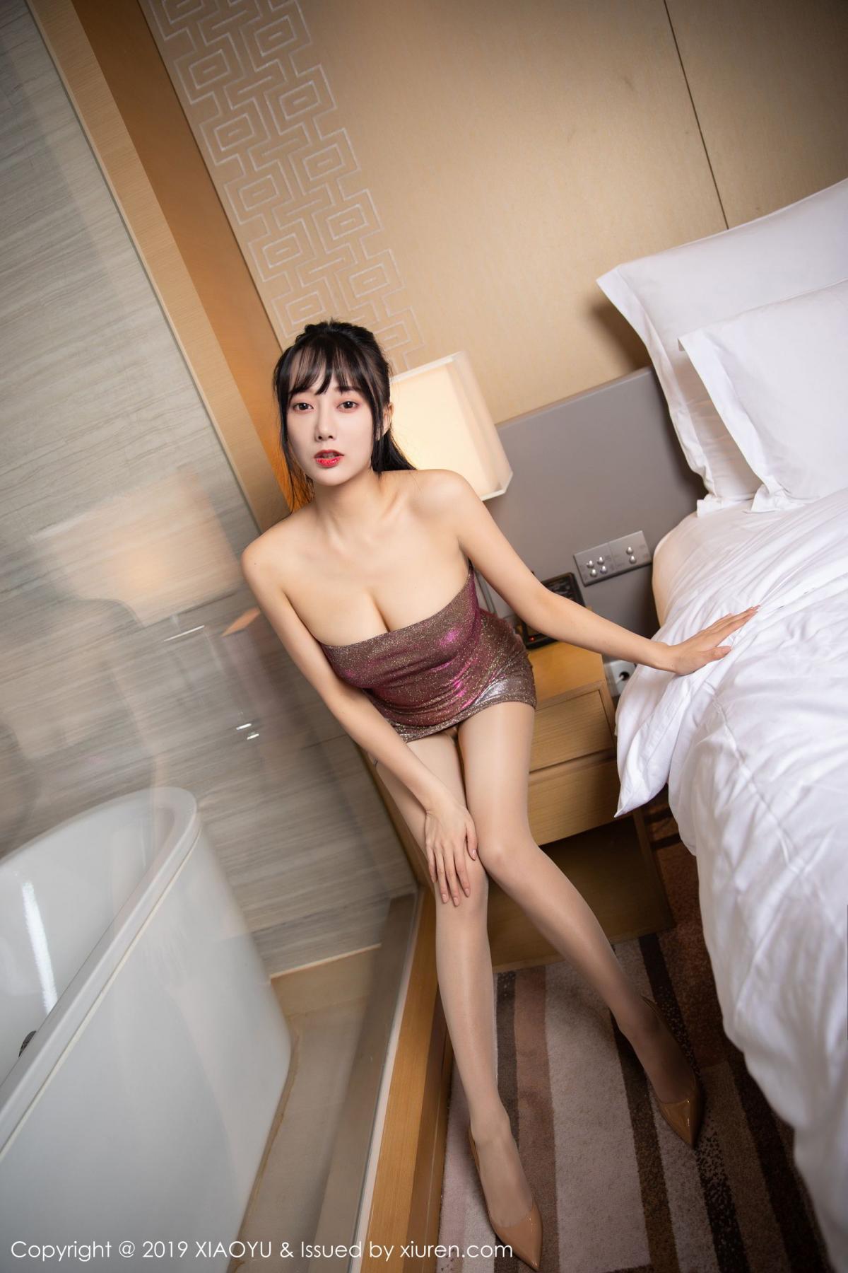 [XiaoYu] Vol.159 He Jia Ying 14P, He Jia Ying, Tall, XiaoYu