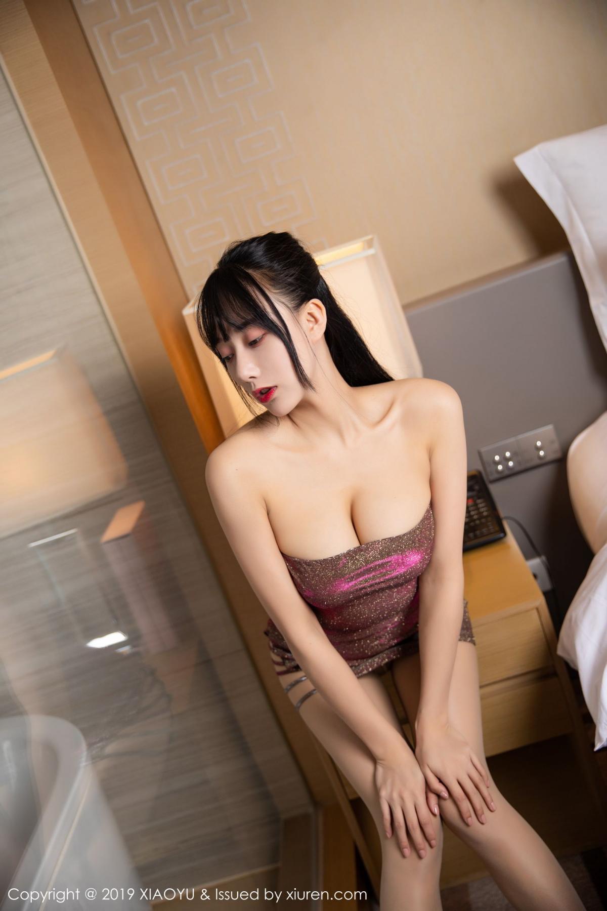 [XiaoYu] Vol.159 He Jia Ying 16P, He Jia Ying, Tall, XiaoYu