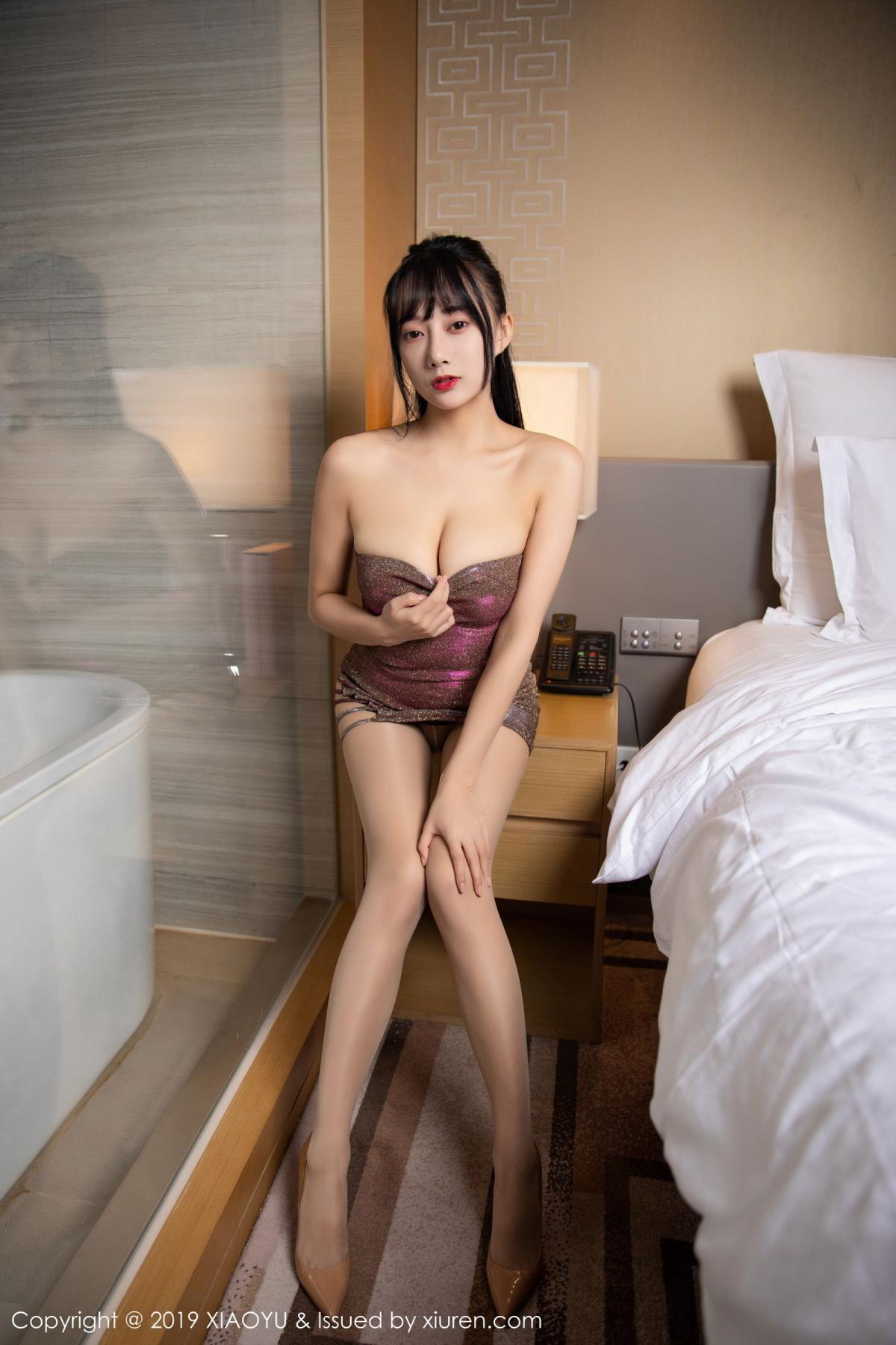[XiaoYu] Vol.159 He Jia Ying 18P, He Jia Ying, Tall, XiaoYu