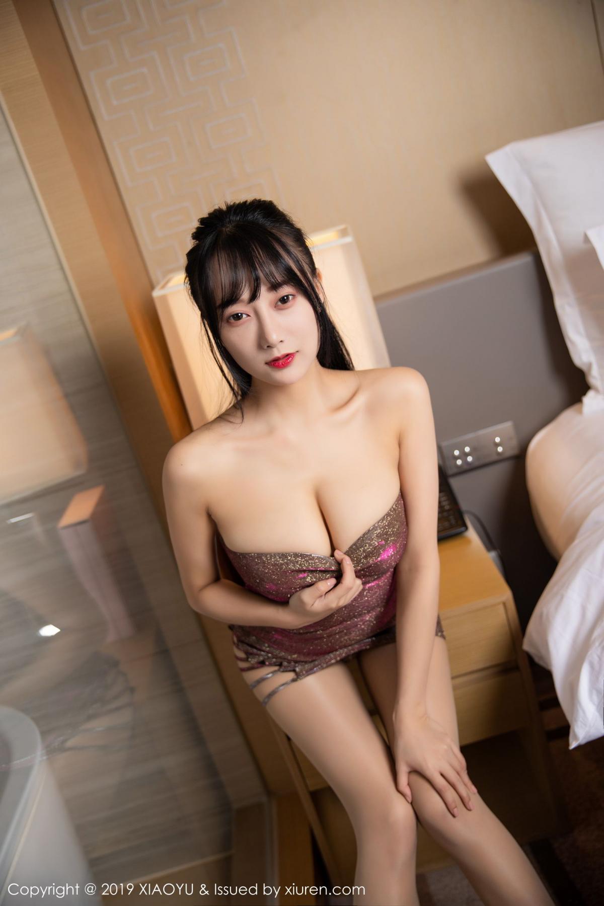 [XiaoYu] Vol.159 He Jia Ying 19P, He Jia Ying, Tall, XiaoYu