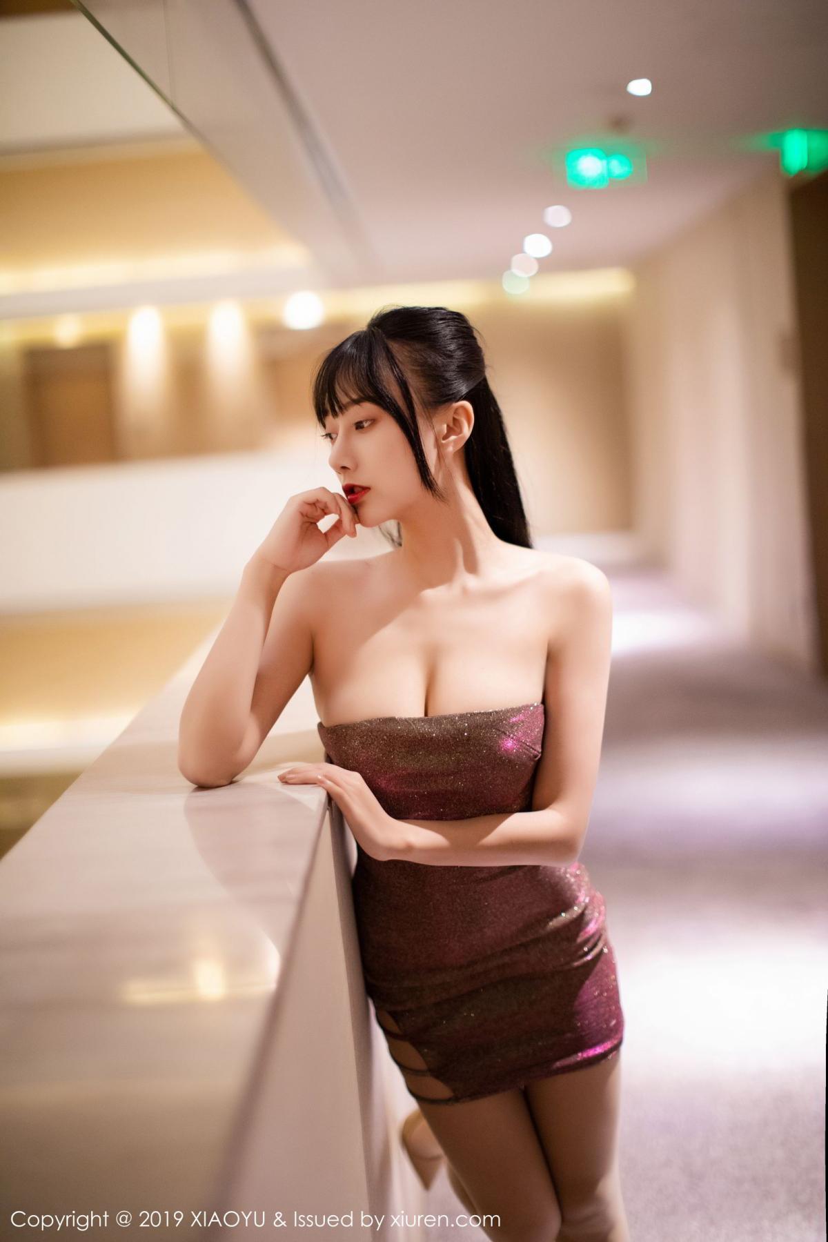 [XiaoYu] Vol.159 He Jia Ying 1P, He Jia Ying, Tall, XiaoYu