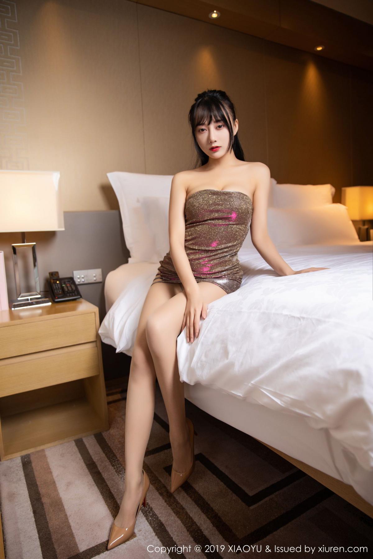 [XiaoYu] Vol.159 He Jia Ying 21P, He Jia Ying, Tall, XiaoYu