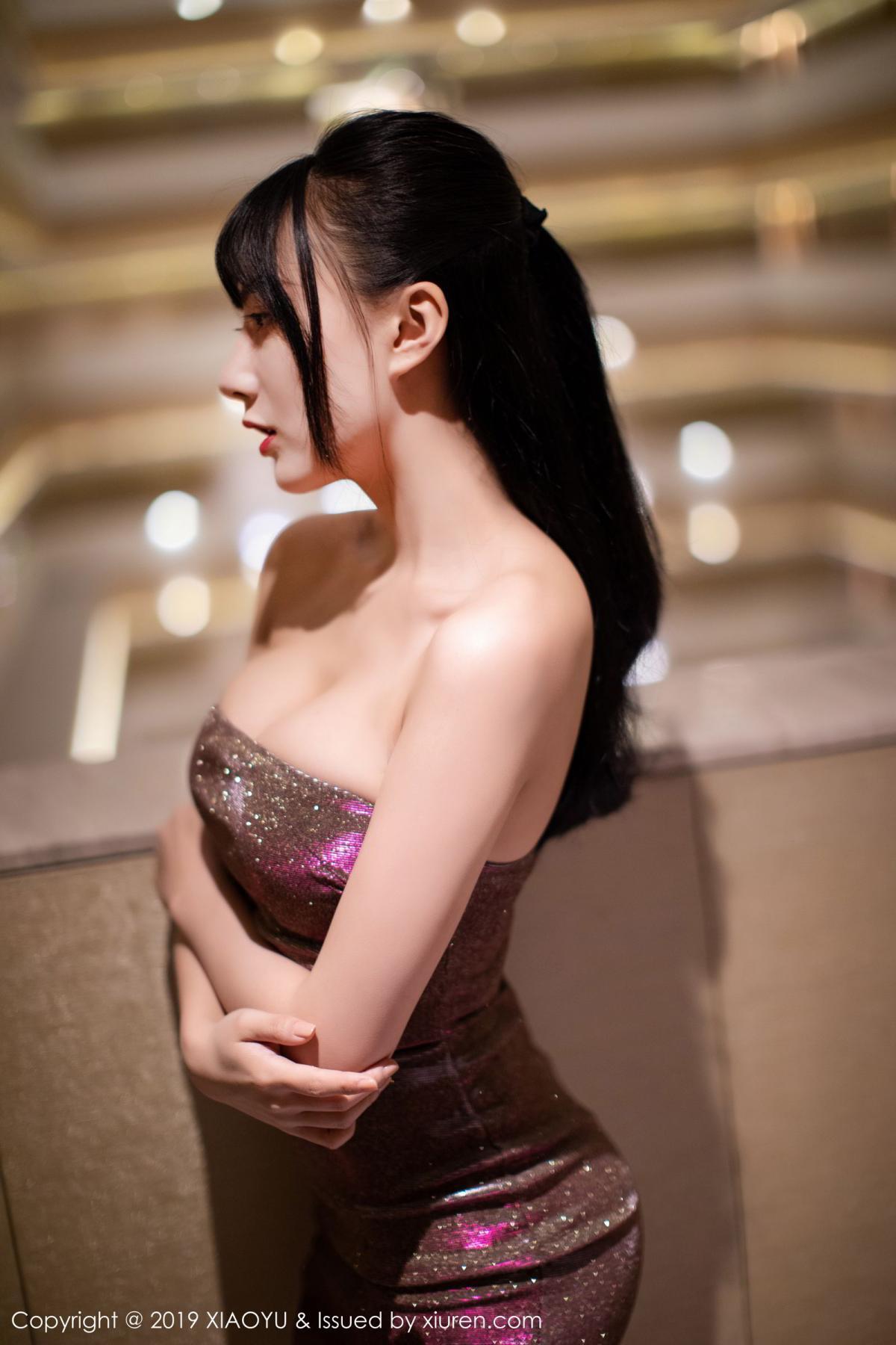 [XiaoYu] Vol.159 He Jia Ying 2P, He Jia Ying, Tall, XiaoYu