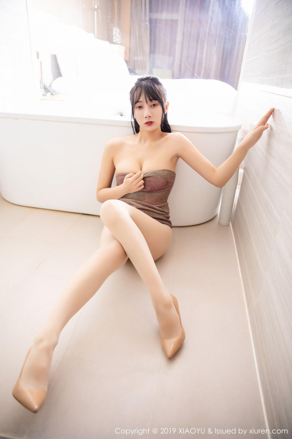 [XiaoYu] Vol.159 He Jia Ying 49P, He Jia Ying, Tall, XiaoYu