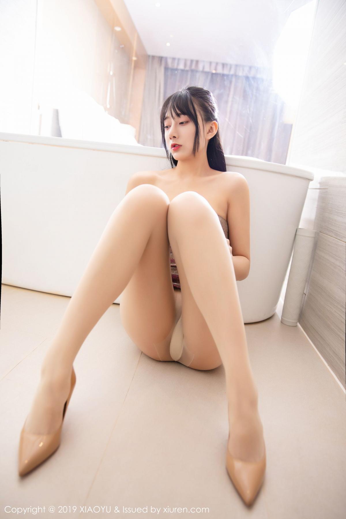 [XiaoYu] Vol.159 He Jia Ying 50P, He Jia Ying, Tall, XiaoYu