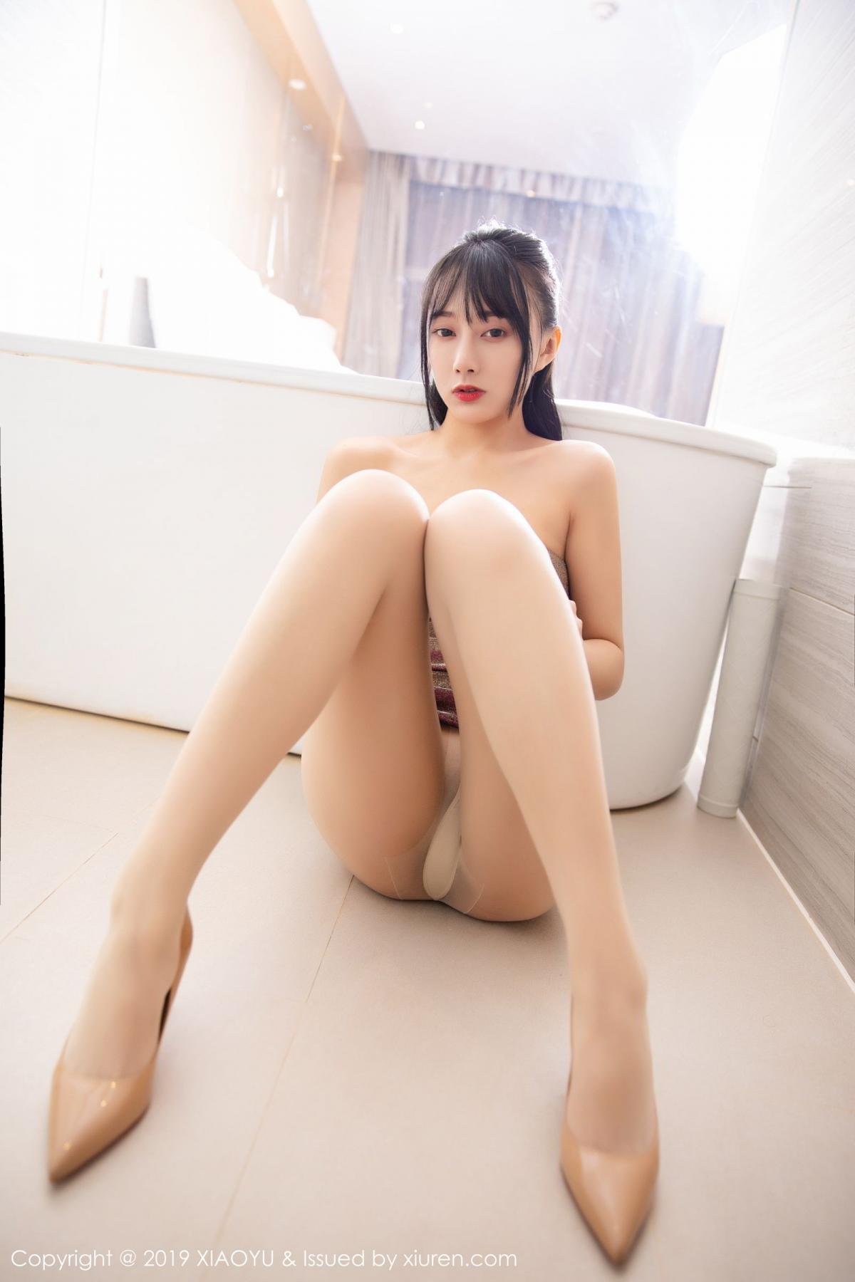 [XiaoYu] Vol.159 He Jia Ying 51P, He Jia Ying, Tall, XiaoYu