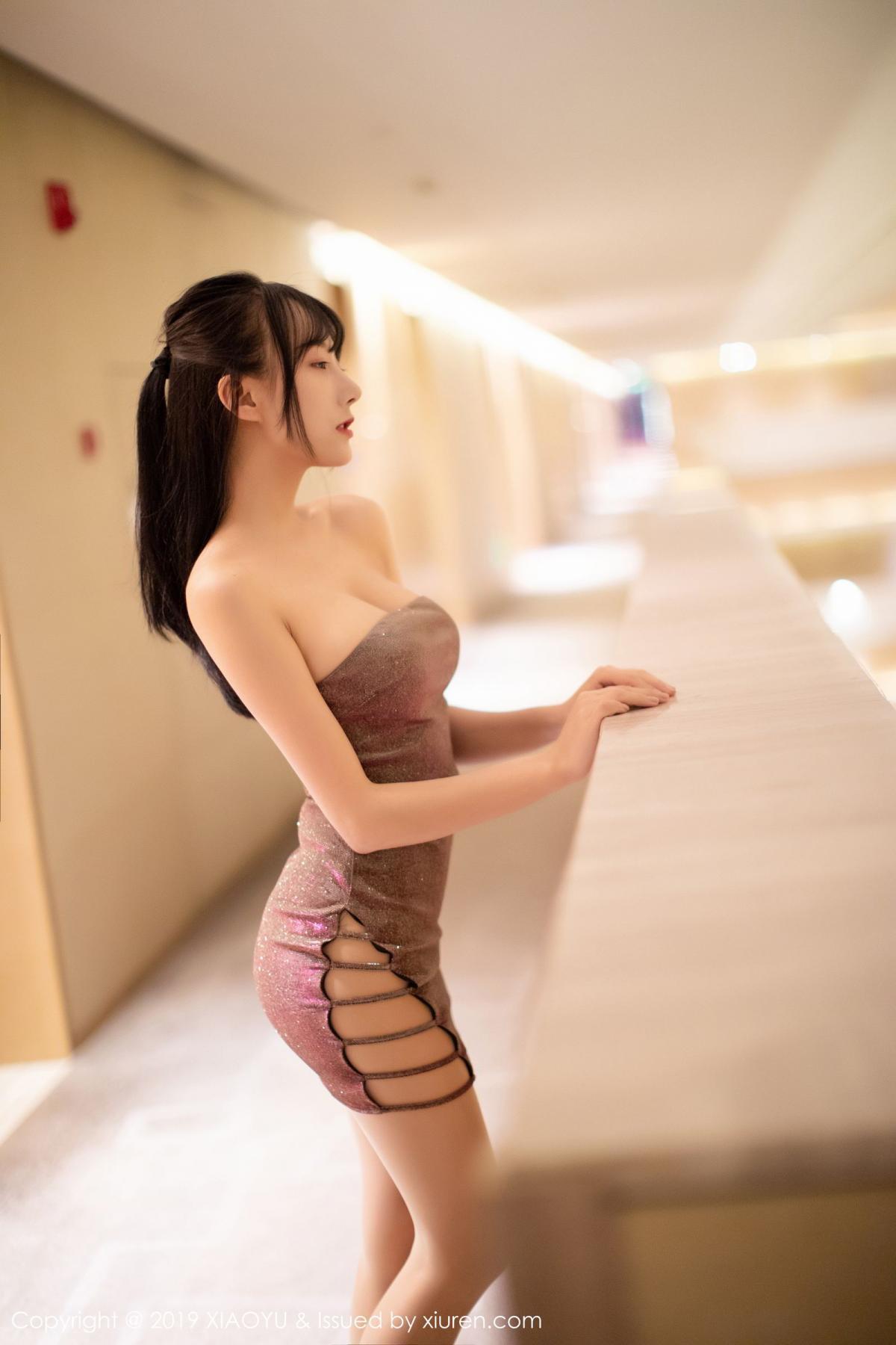 [XiaoYu] Vol.159 He Jia Ying 5P, He Jia Ying, Tall, XiaoYu