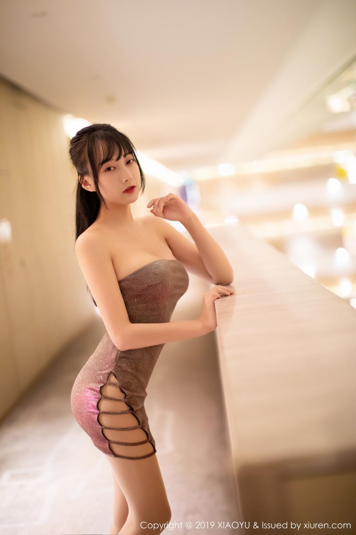 [XiaoYu] Vol.159 He Jia Ying 6P, He Jia Ying, Tall, XiaoYu