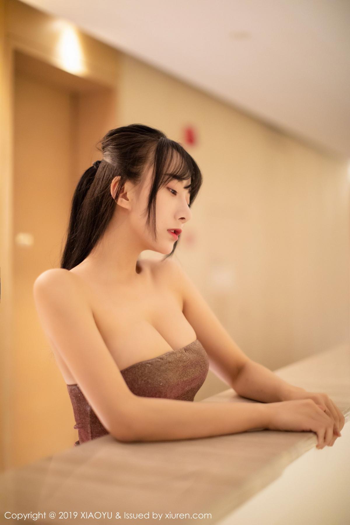 [XiaoYu] Vol.159 He Jia Ying 7P, He Jia Ying, Tall, XiaoYu