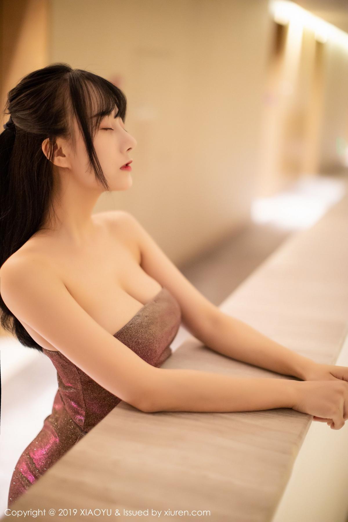 [XiaoYu] Vol.159 He Jia Ying 9P, He Jia Ying, Tall, XiaoYu