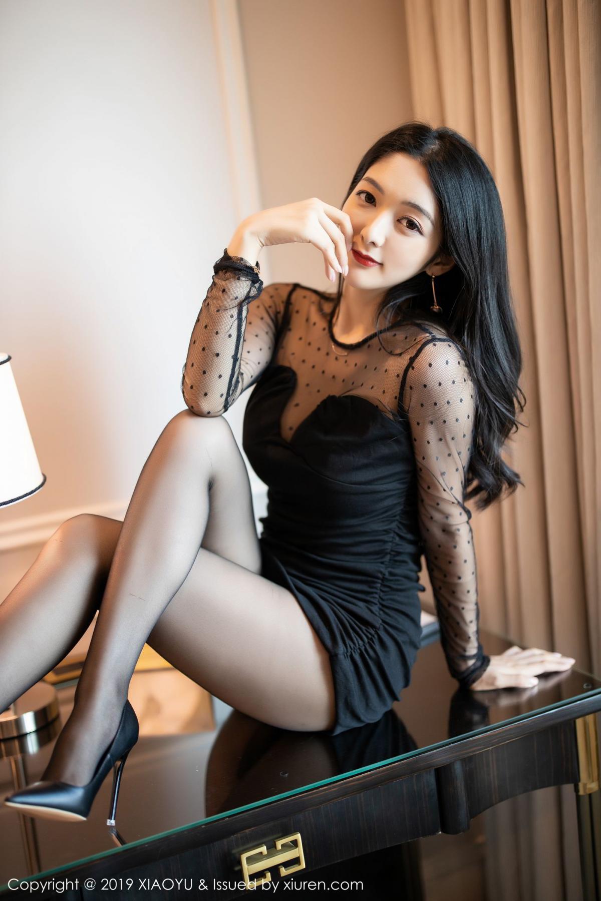 [XiaoYu] Vol.161 Di Yi 21P, Di Yi, XiaoYu