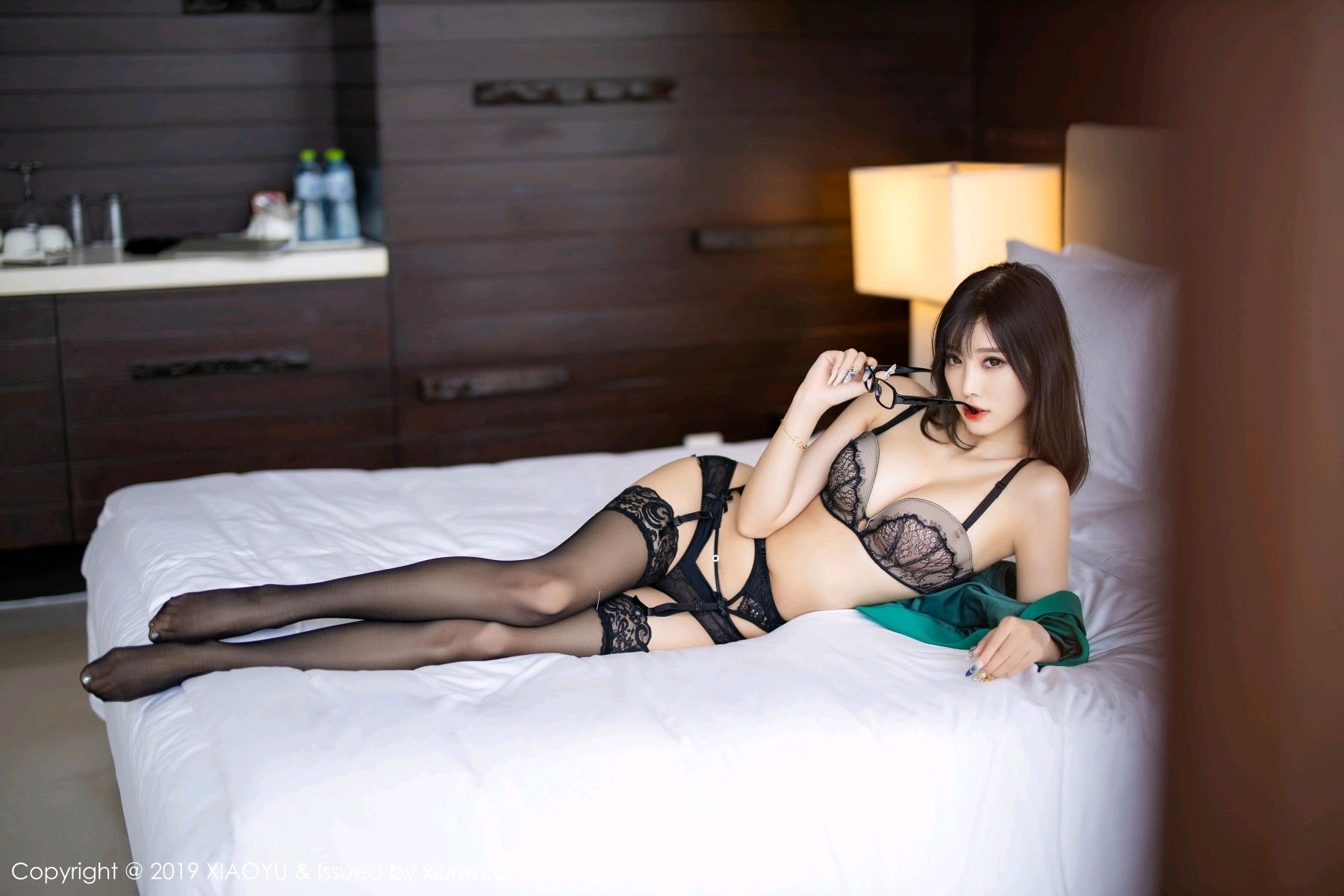 [XiaoYu] Vol.164 Yang Chen Chen 72P, Black Silk, Tall, XiaoYu, Yang Chen Chen