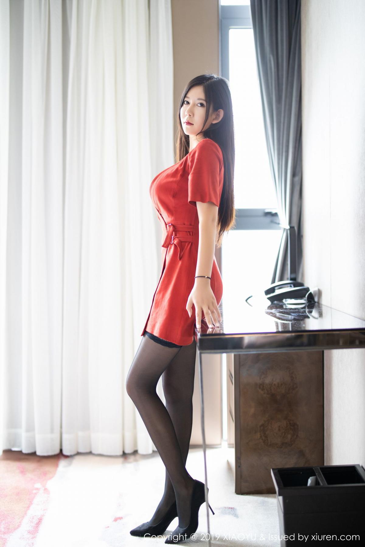[XiaoYu] Vol.166 Li Ya 3P, Li Ya, Underwear, XiaoYu