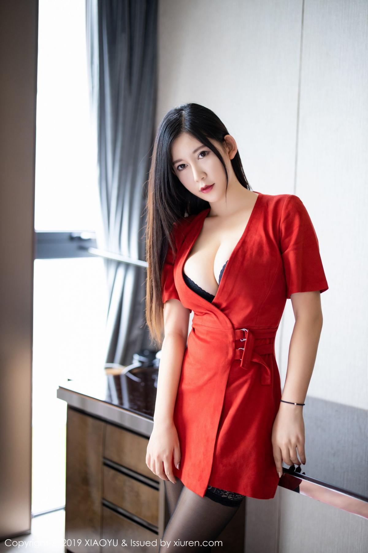 [XiaoYu] Vol.166 Li Ya 5P, Li Ya, Underwear, XiaoYu