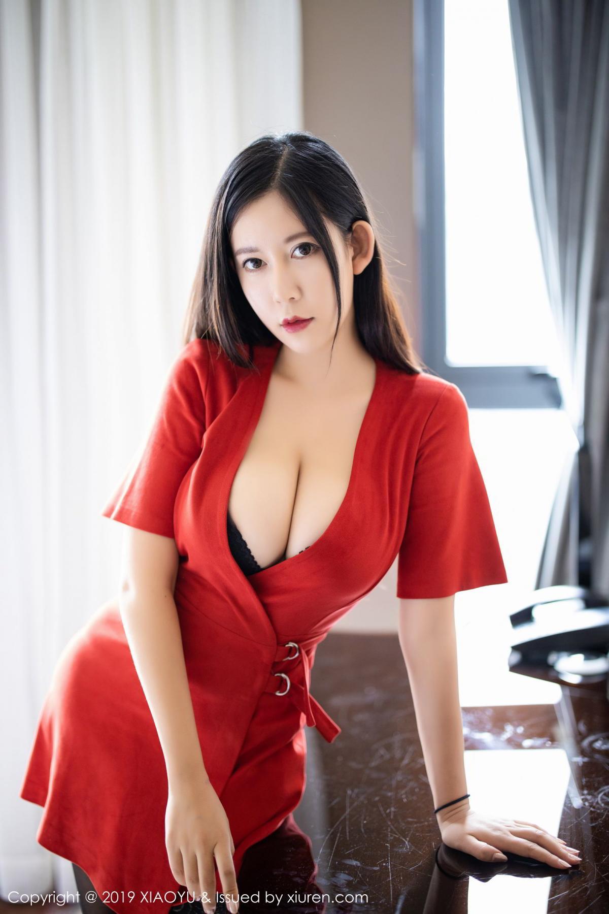 [XiaoYu] Vol.166 Li Ya 6P, Li Ya, Underwear, XiaoYu