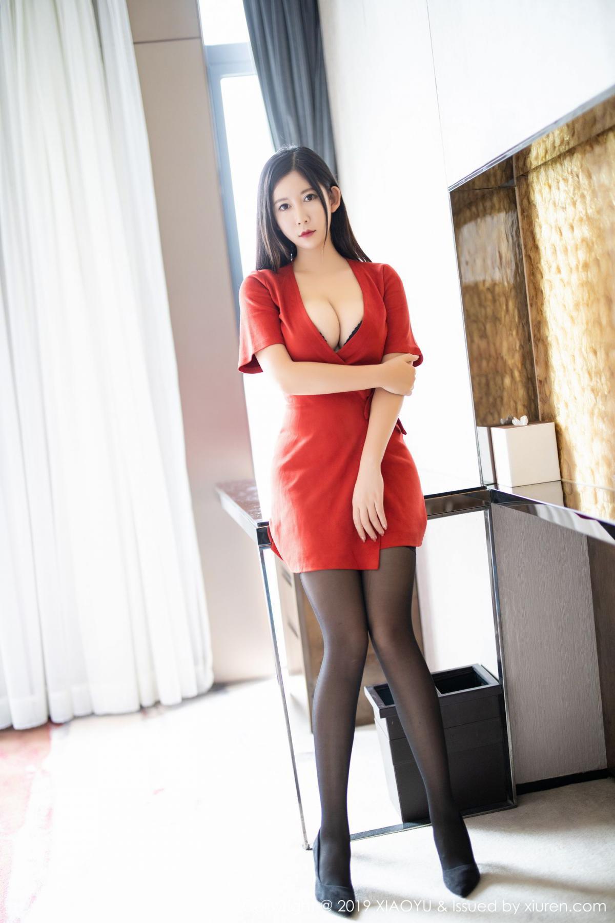 [XiaoYu] Vol.166 Li Ya 7P, Li Ya, Underwear, XiaoYu