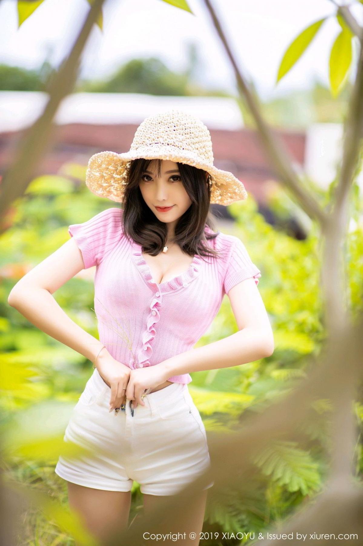 [XiaoYu] Vol.169 Yang Chen Chen 13P, Outdoor, Underwear, XiaoYu, Yang Chen Chen