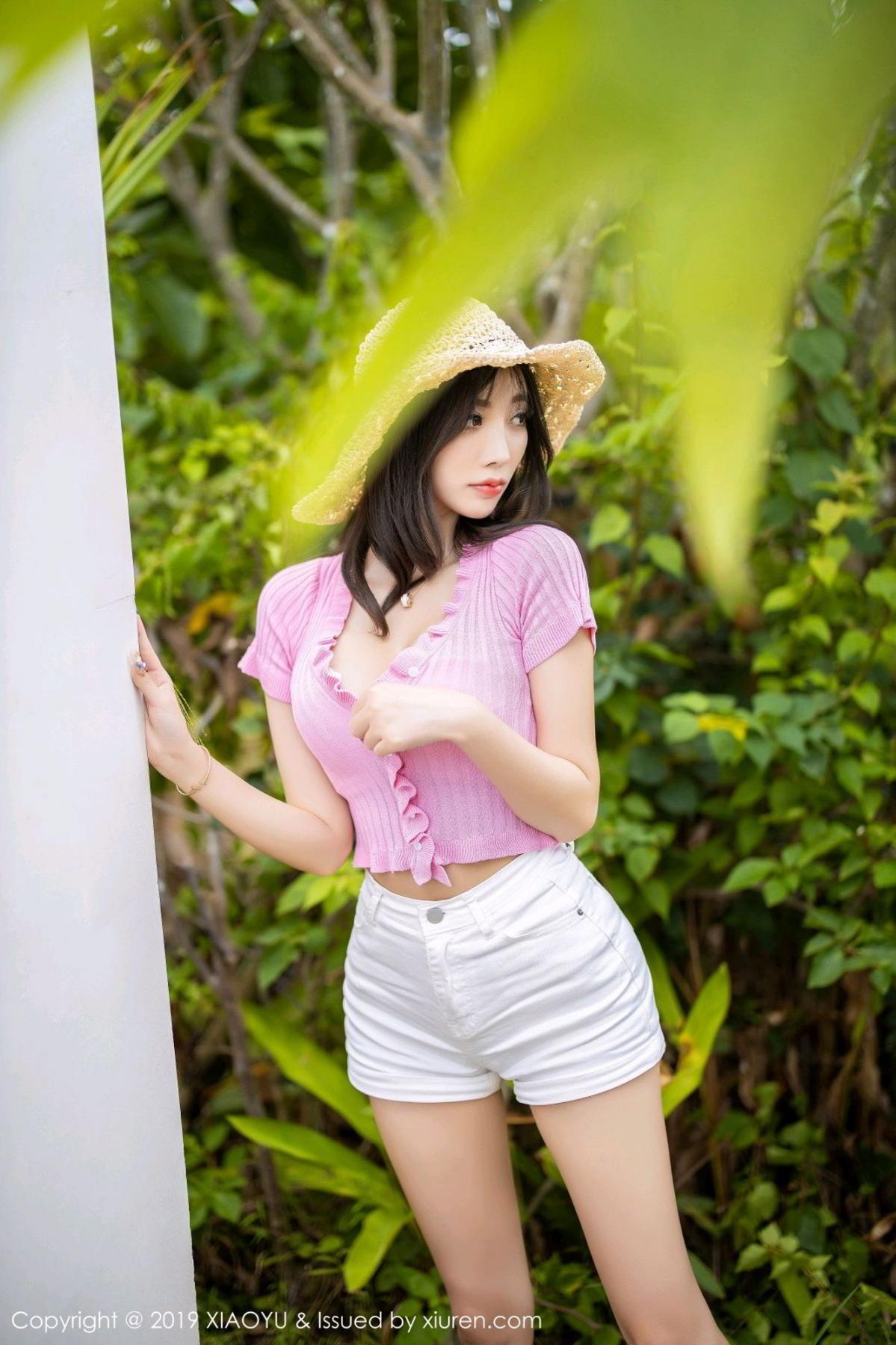 [XiaoYu] Vol.169 Yang Chen Chen 14P, Outdoor, Underwear, XiaoYu, Yang Chen Chen