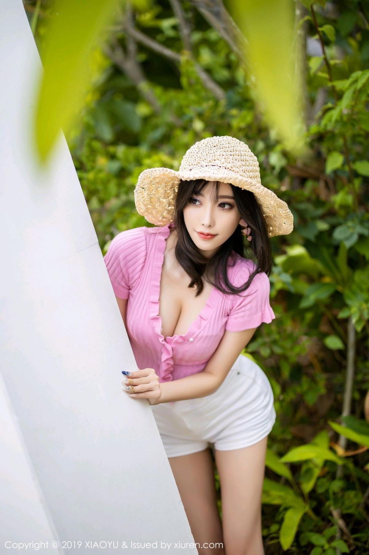 [XiaoYu] Vol.169 Yang Chen Chen 15P, Outdoor, Underwear, XiaoYu, Yang Chen Chen