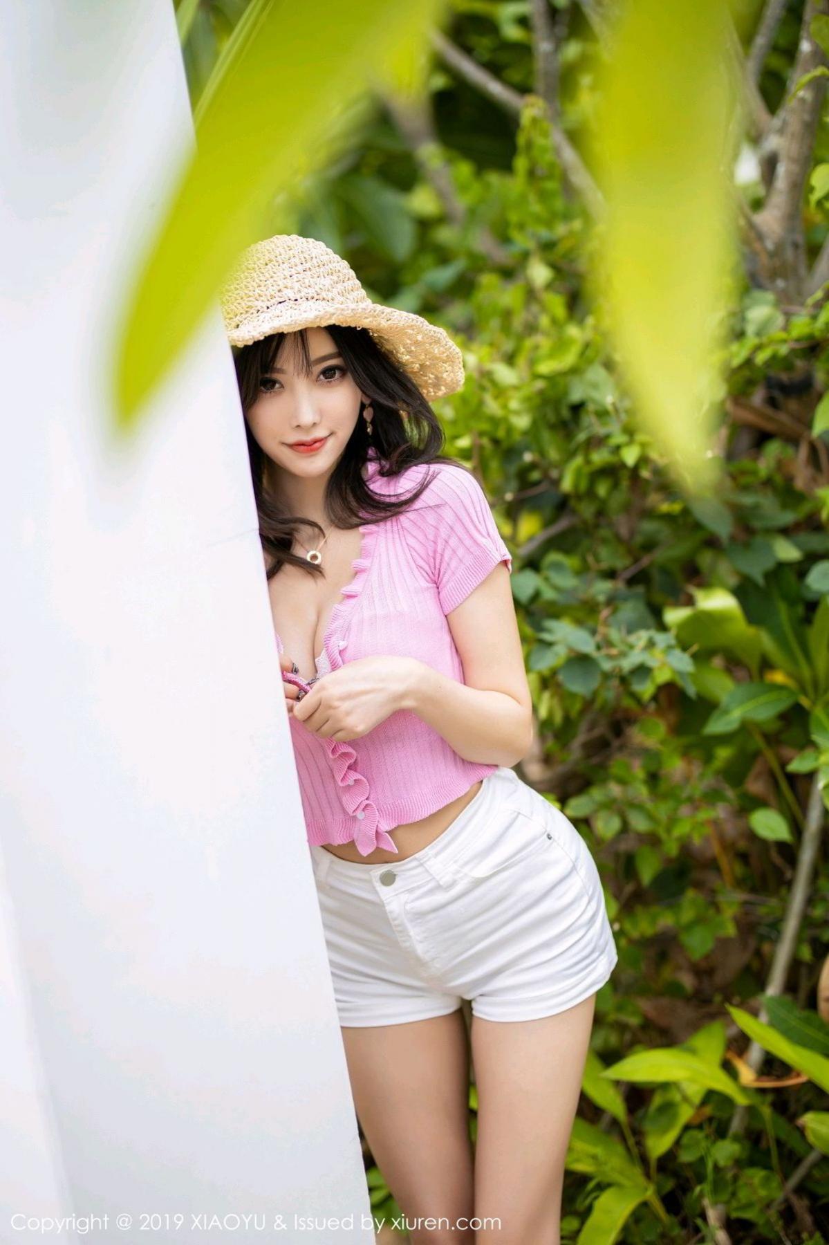 [XiaoYu] Vol.169 Yang Chen Chen 16P, Outdoor, Underwear, XiaoYu, Yang Chen Chen