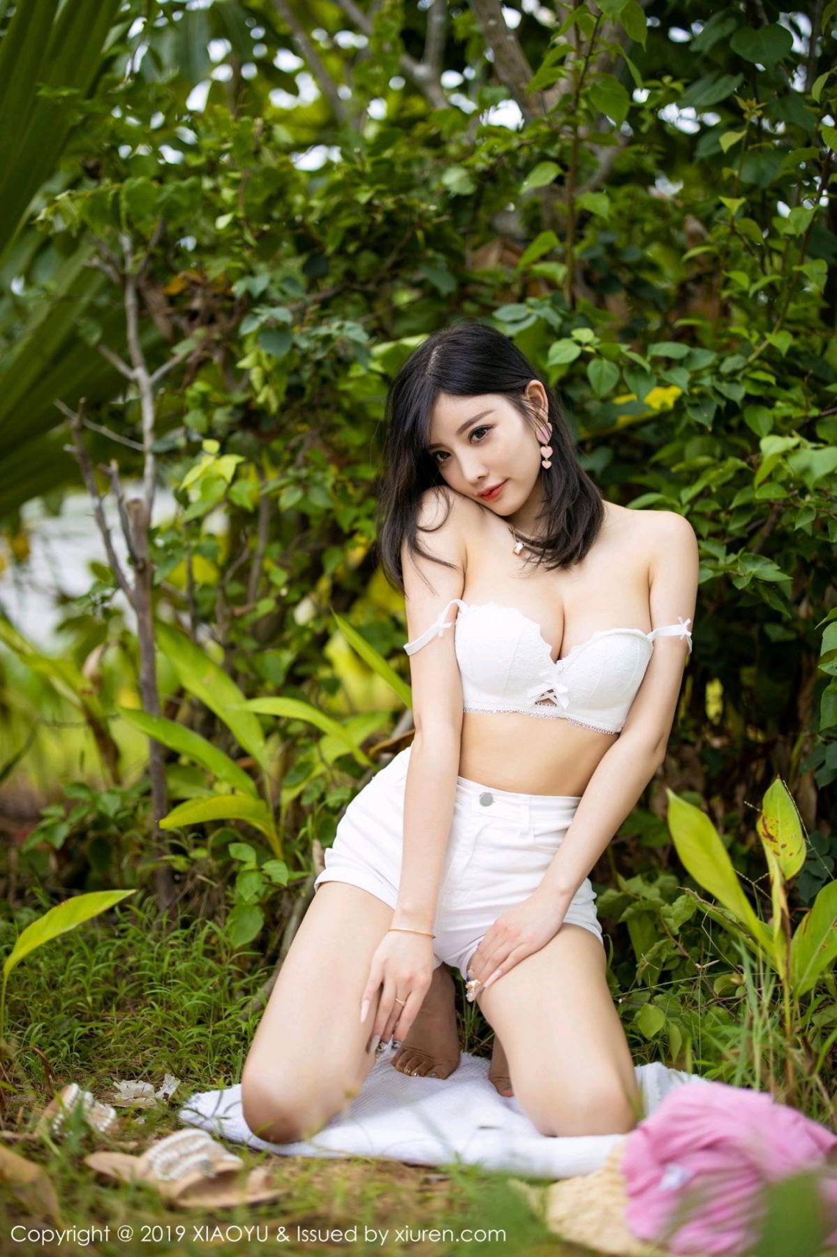 [XiaoYu] Vol.169 Yang Chen Chen 35P, Outdoor, Underwear, XiaoYu, Yang Chen Chen