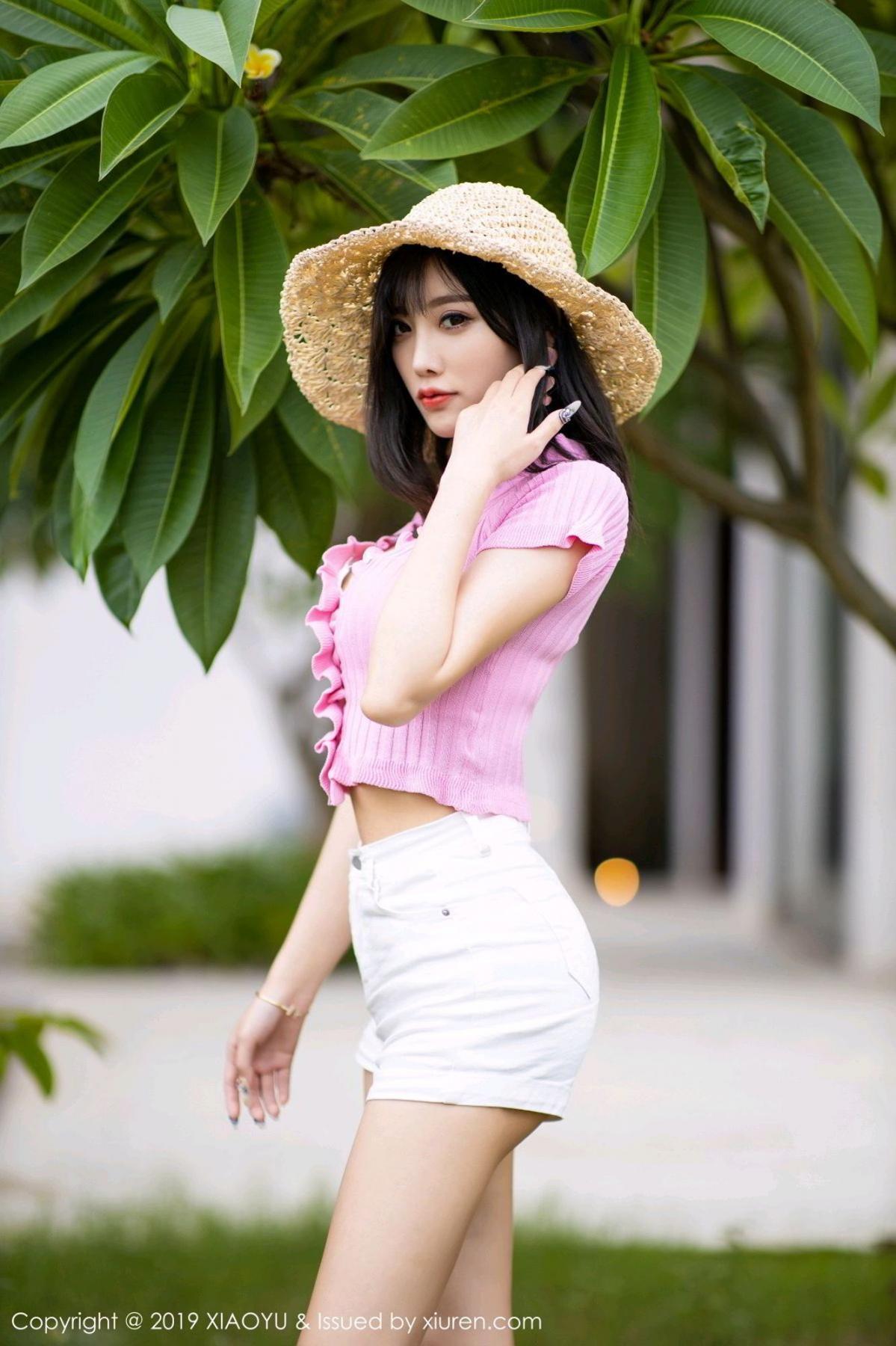 [XiaoYu] Vol.169 Yang Chen Chen 3P, Outdoor, Underwear, XiaoYu, Yang Chen Chen