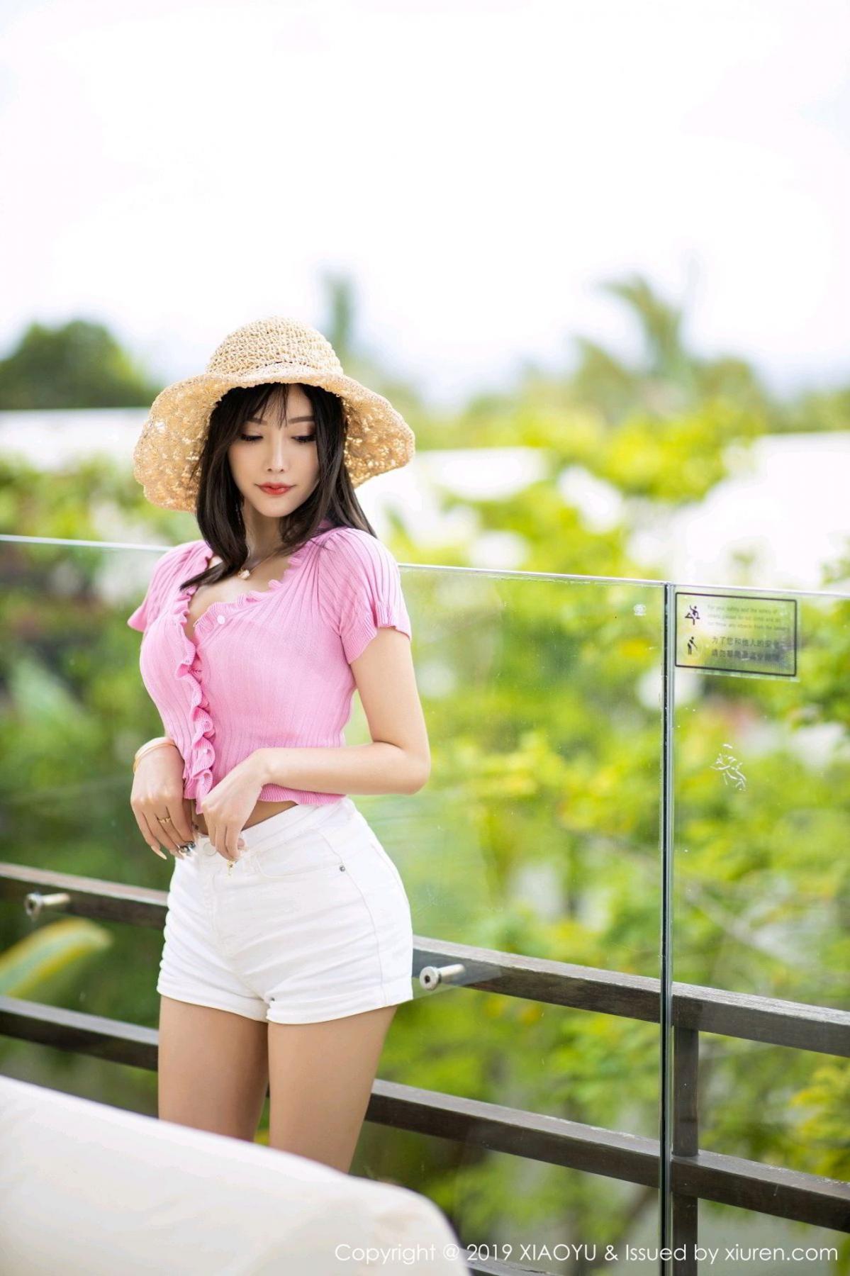 [XiaoYu] Vol.169 Yang Chen Chen 4P, Outdoor, Underwear, XiaoYu, Yang Chen Chen