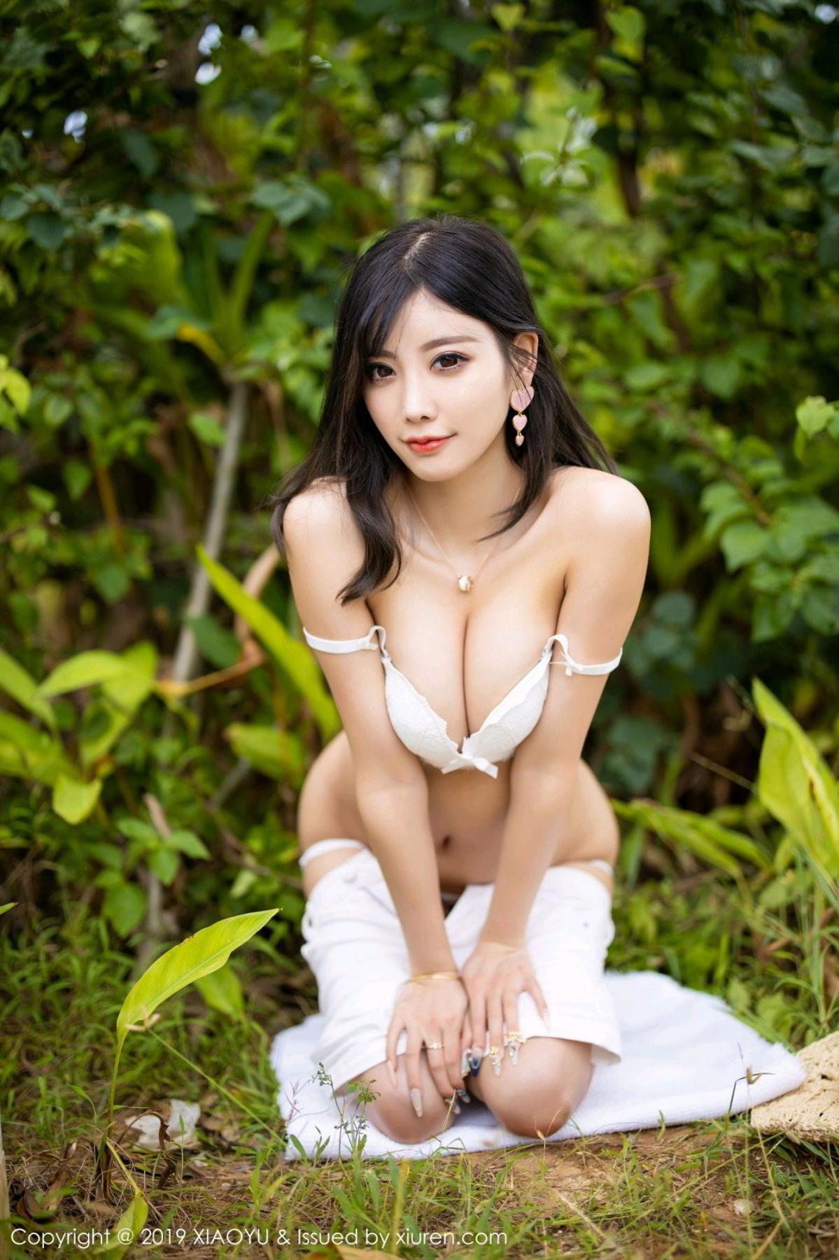 [XiaoYu] Vol.169 Yang Chen Chen 56P, Outdoor, Underwear, XiaoYu, Yang Chen Chen