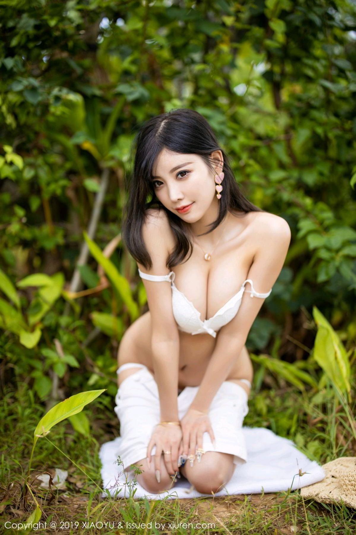 [XiaoYu] Vol.169 Yang Chen Chen 57P, Outdoor, Underwear, XiaoYu, Yang Chen Chen