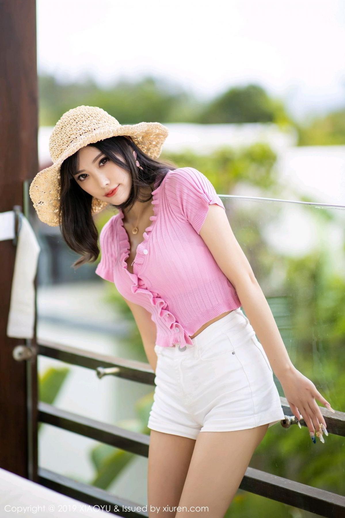 [XiaoYu] Vol.169 Yang Chen Chen 5P, Outdoor, Underwear, XiaoYu, Yang Chen Chen